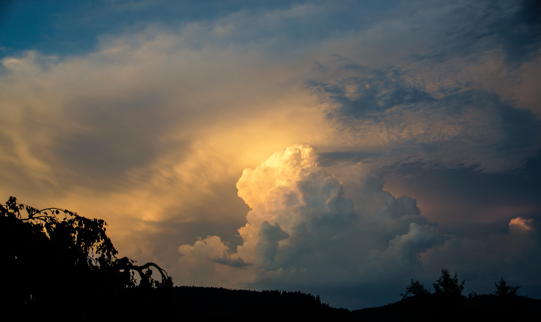 Fotoğraf Peyzaj Ufuk Bulut Gündoğumu Gün Batımı Güneş ışığı