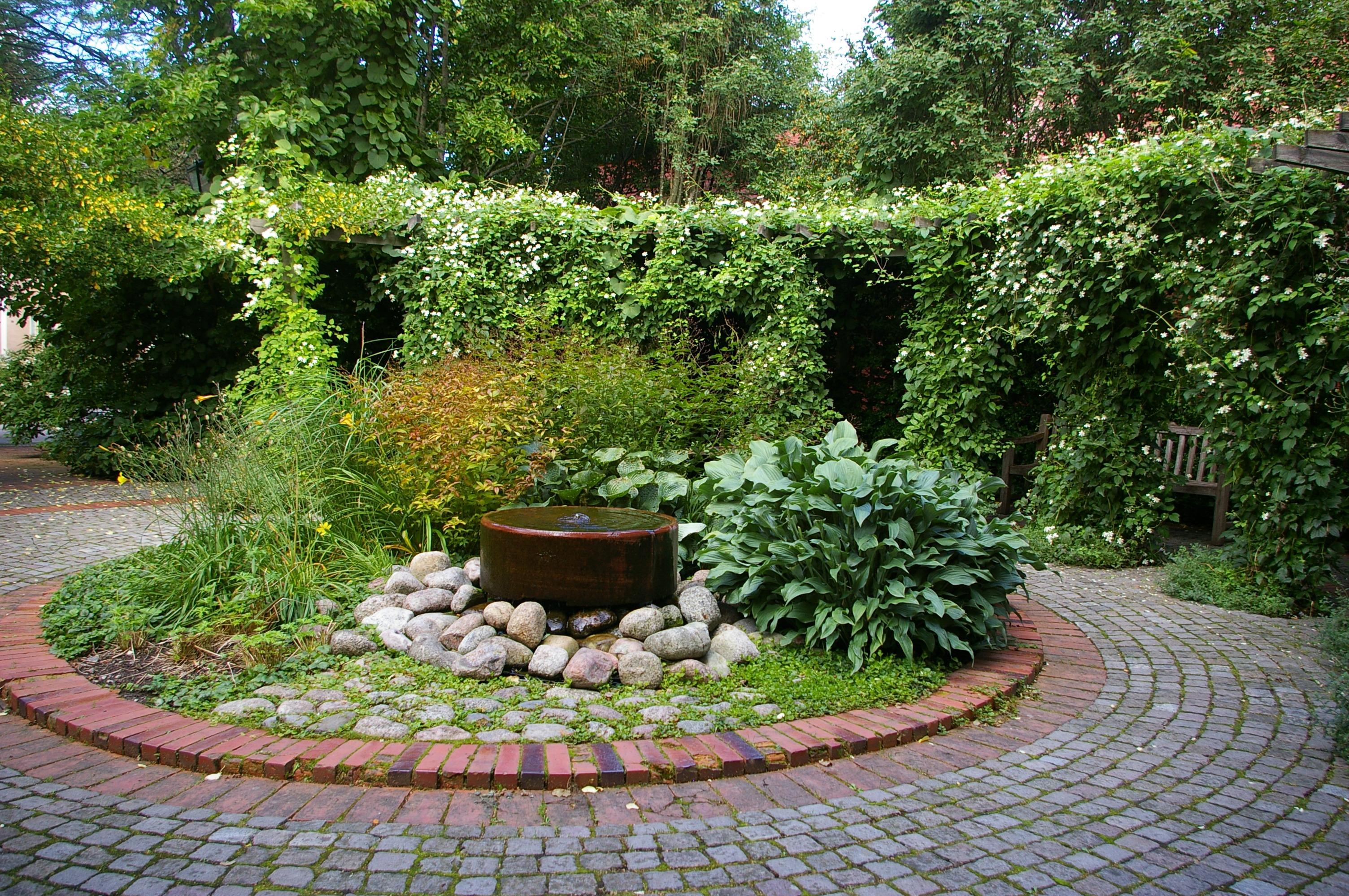 free images lawn leaf walkway pond green park backyard