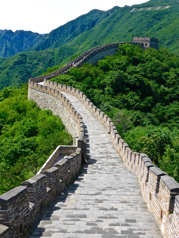 китайская стена картинки потерь