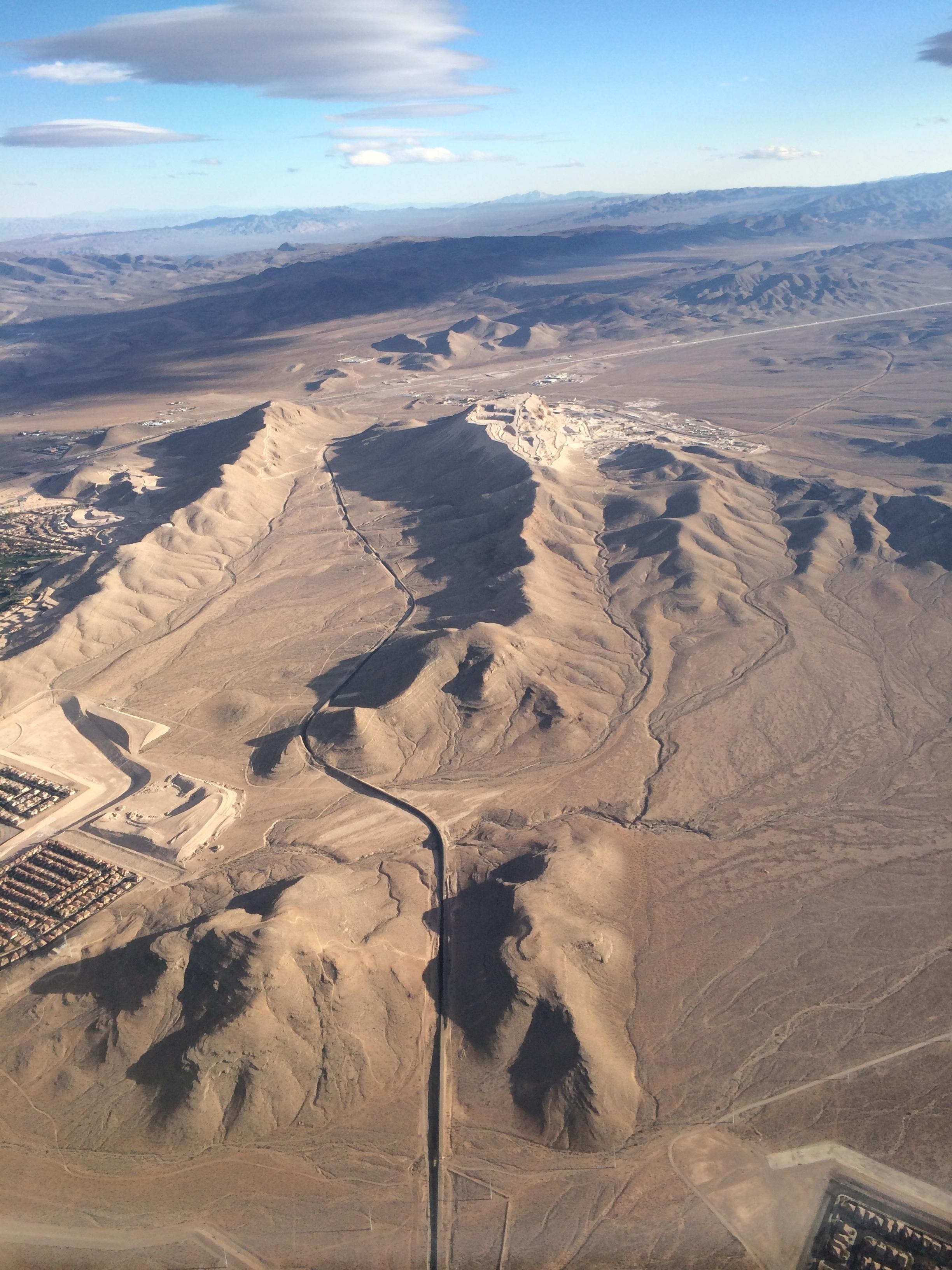 Fotos Gratis Paisaje Montana Desierto Valle