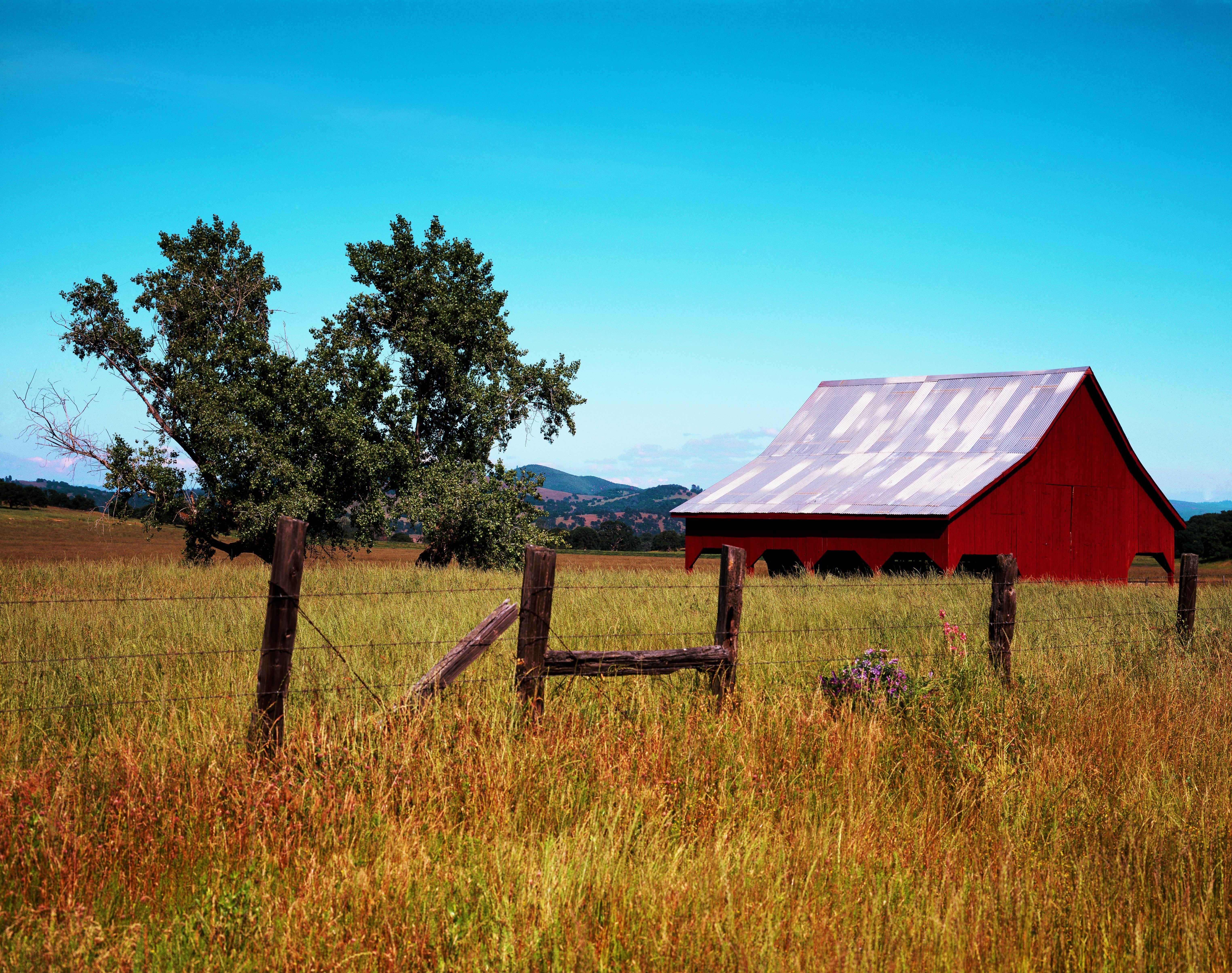 Free Images Landscape Nature Farm Meadow Prairie