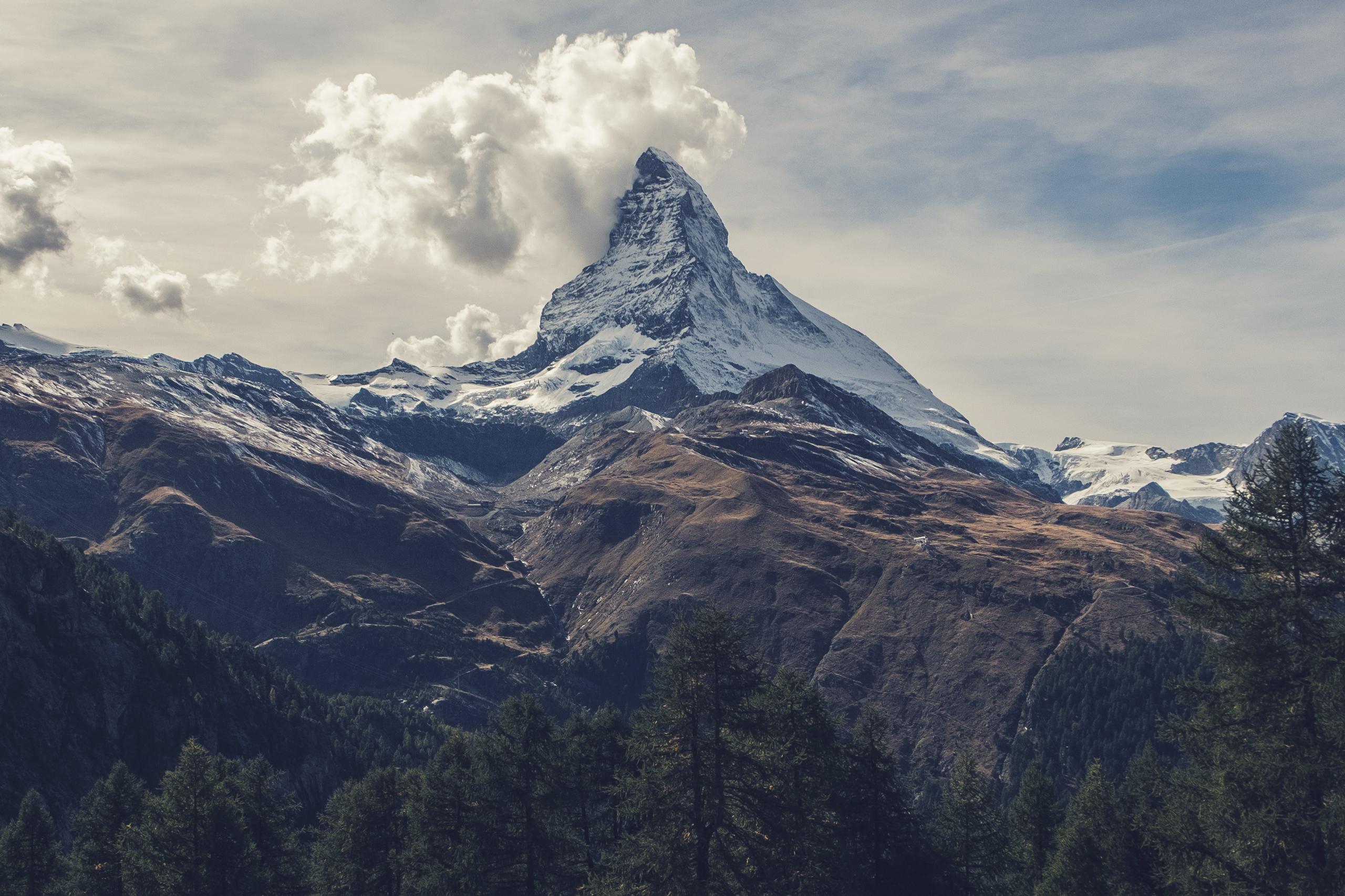Картинка про горы