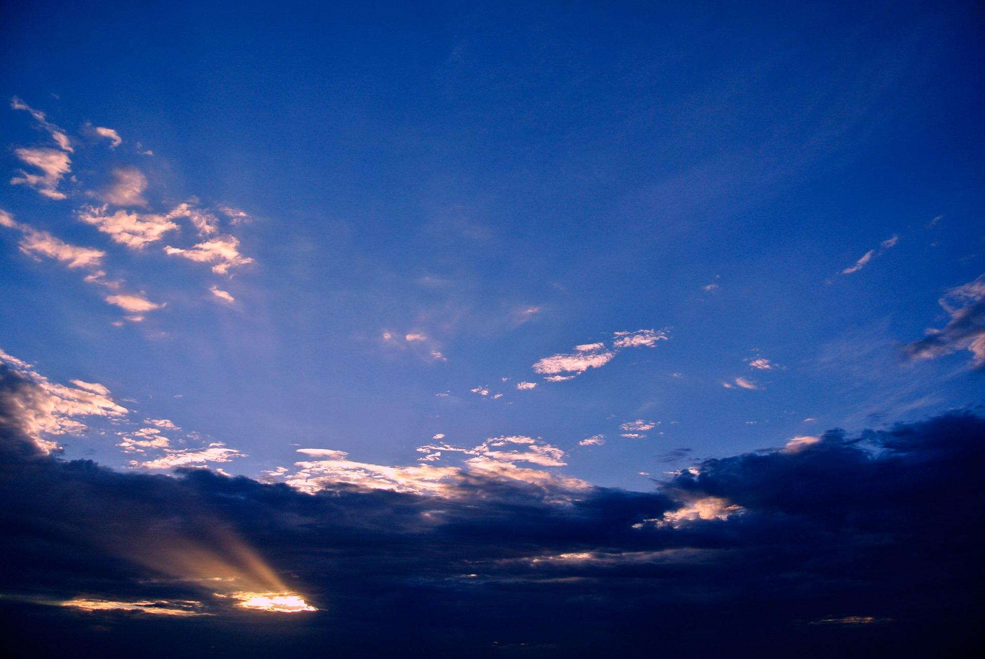 красивые фото неба высокого качества для