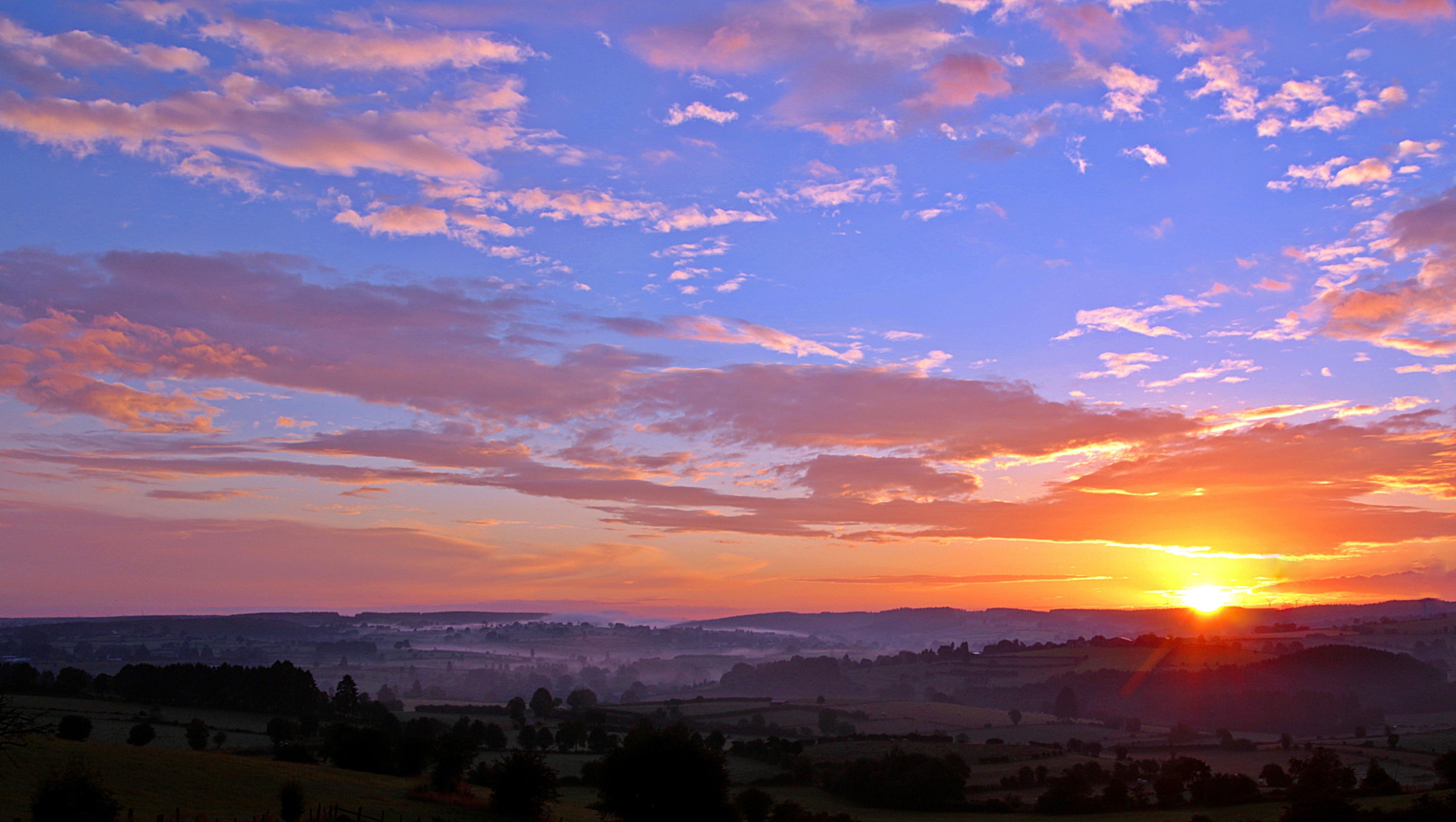 Free Images : landscape, nature, horizon, silhouette ...