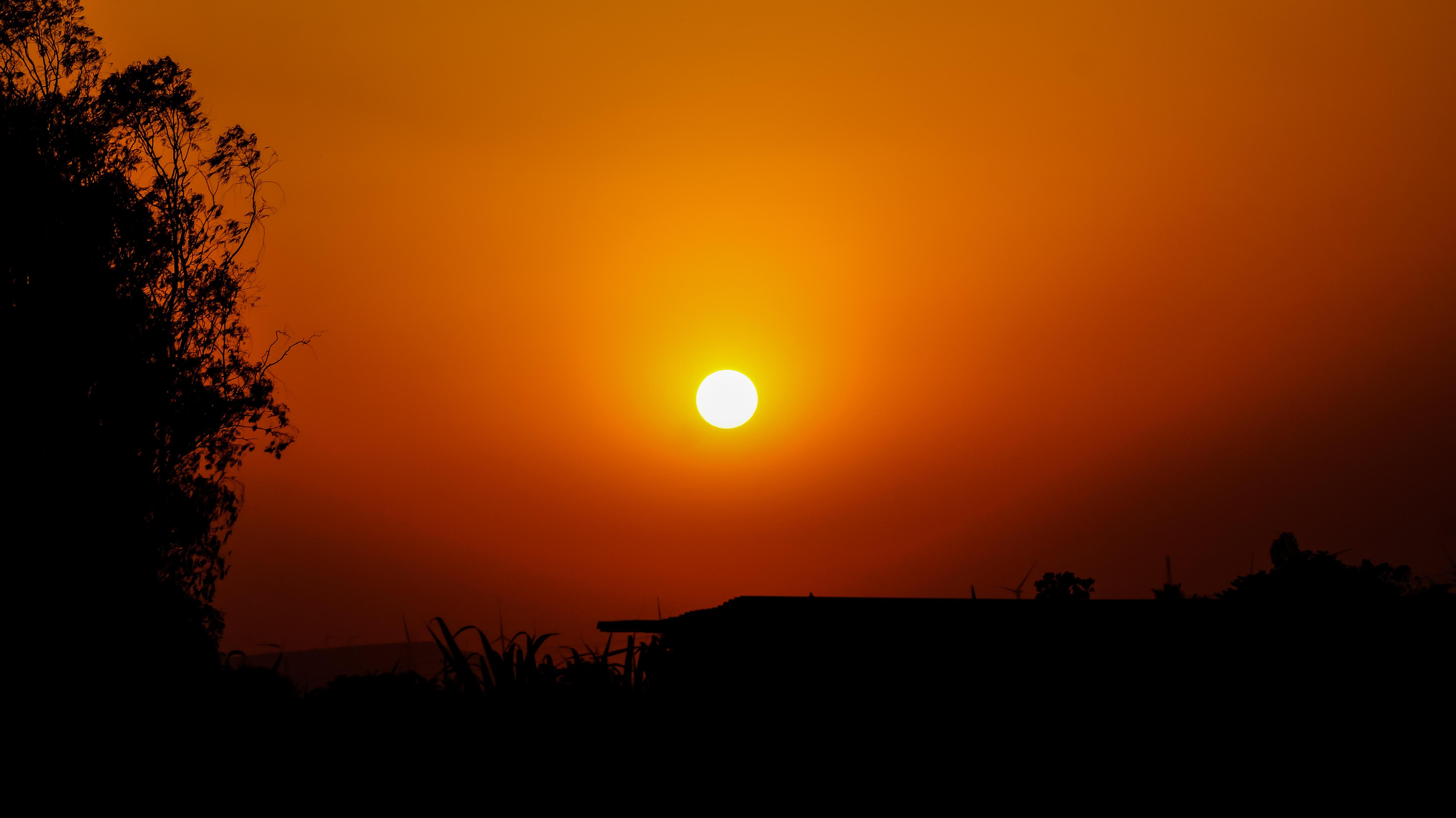 рассвет солнца в уфе