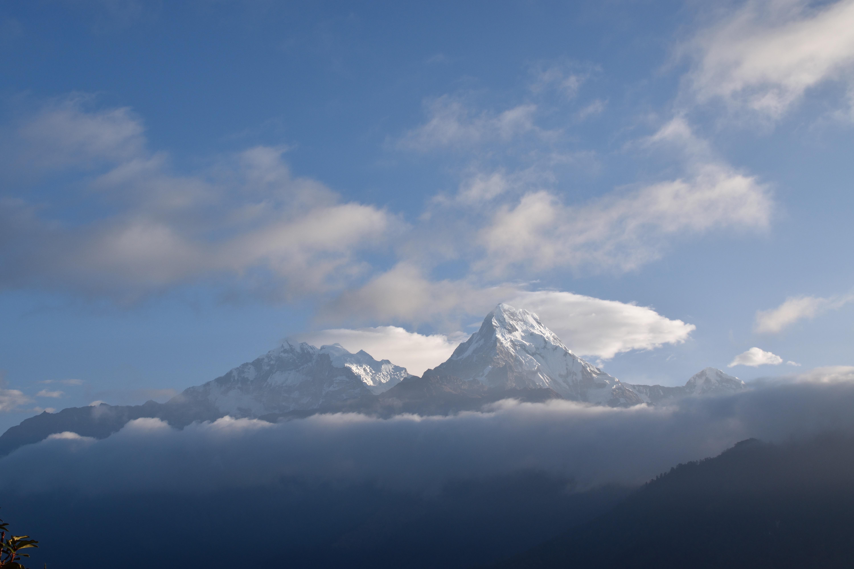 landscape sky clouds snow - photo #18