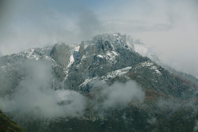 無料画像 : 風景, 自然, 雪, コ...