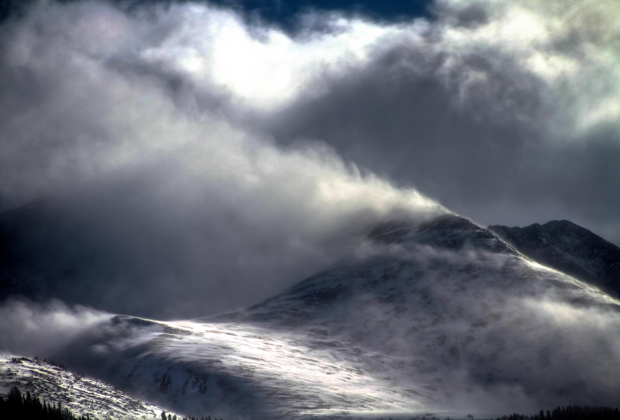 ветер в горах фото начала необходимо взять