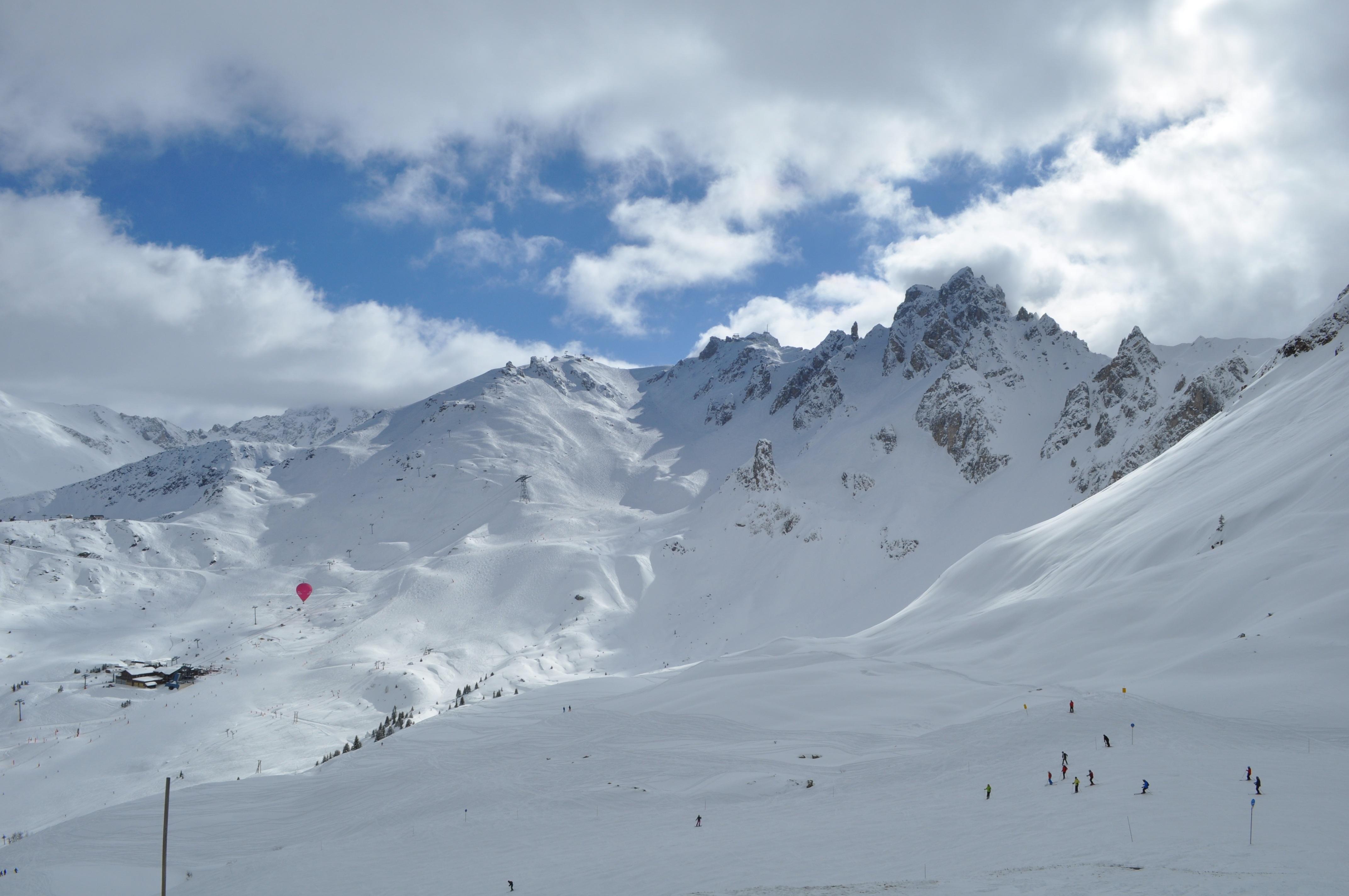 Images gratuites paysage la nature montagne neige - Photos de neige gratuites ...