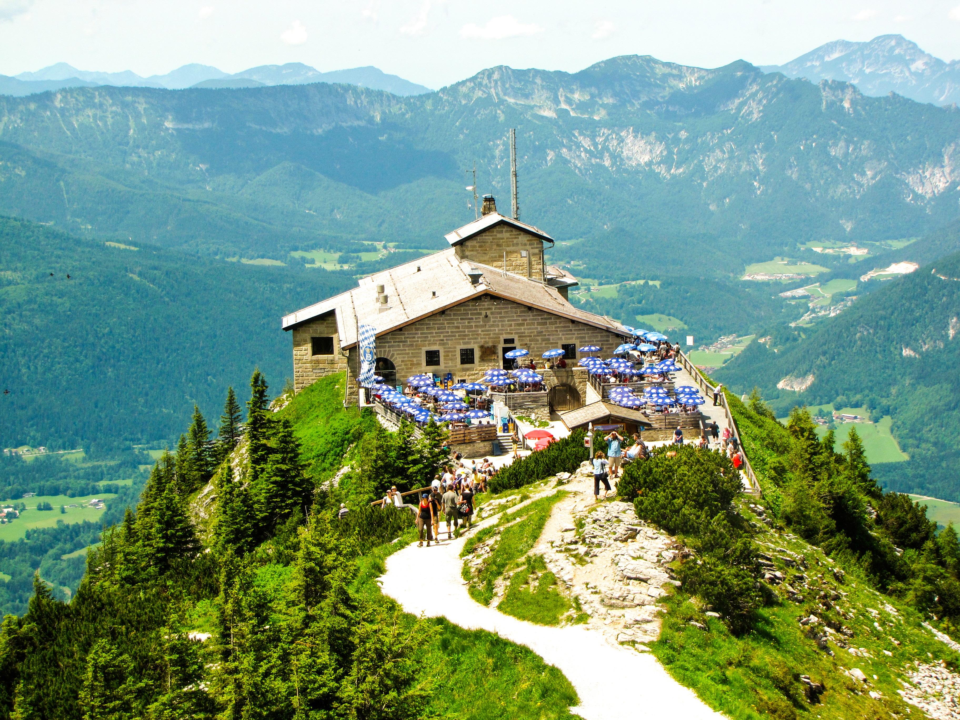 Images gratuites paysage la nature montagne ville for Ville nature