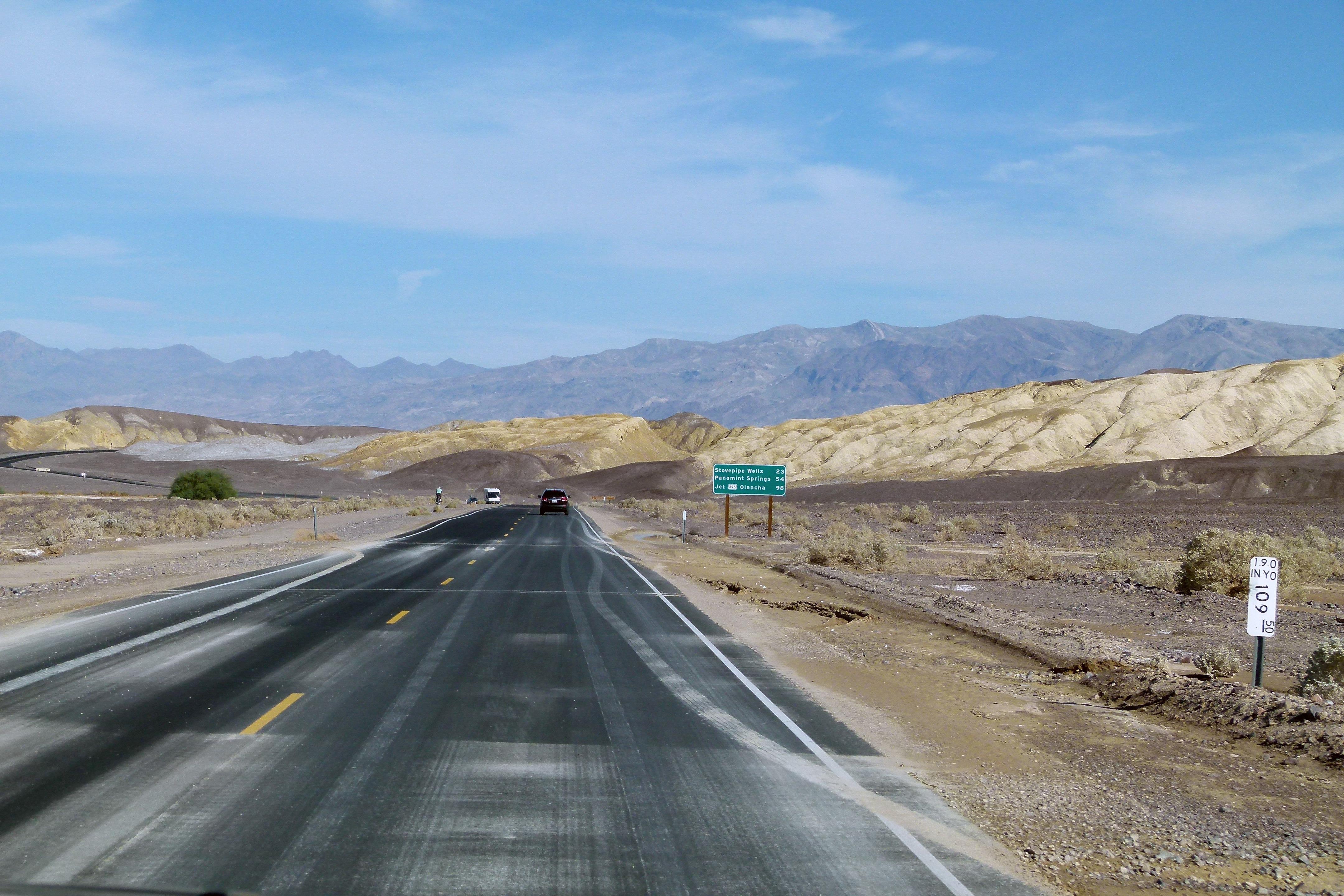 Fotos Gratis Paisaje Naturaleza La Carretera Desierto