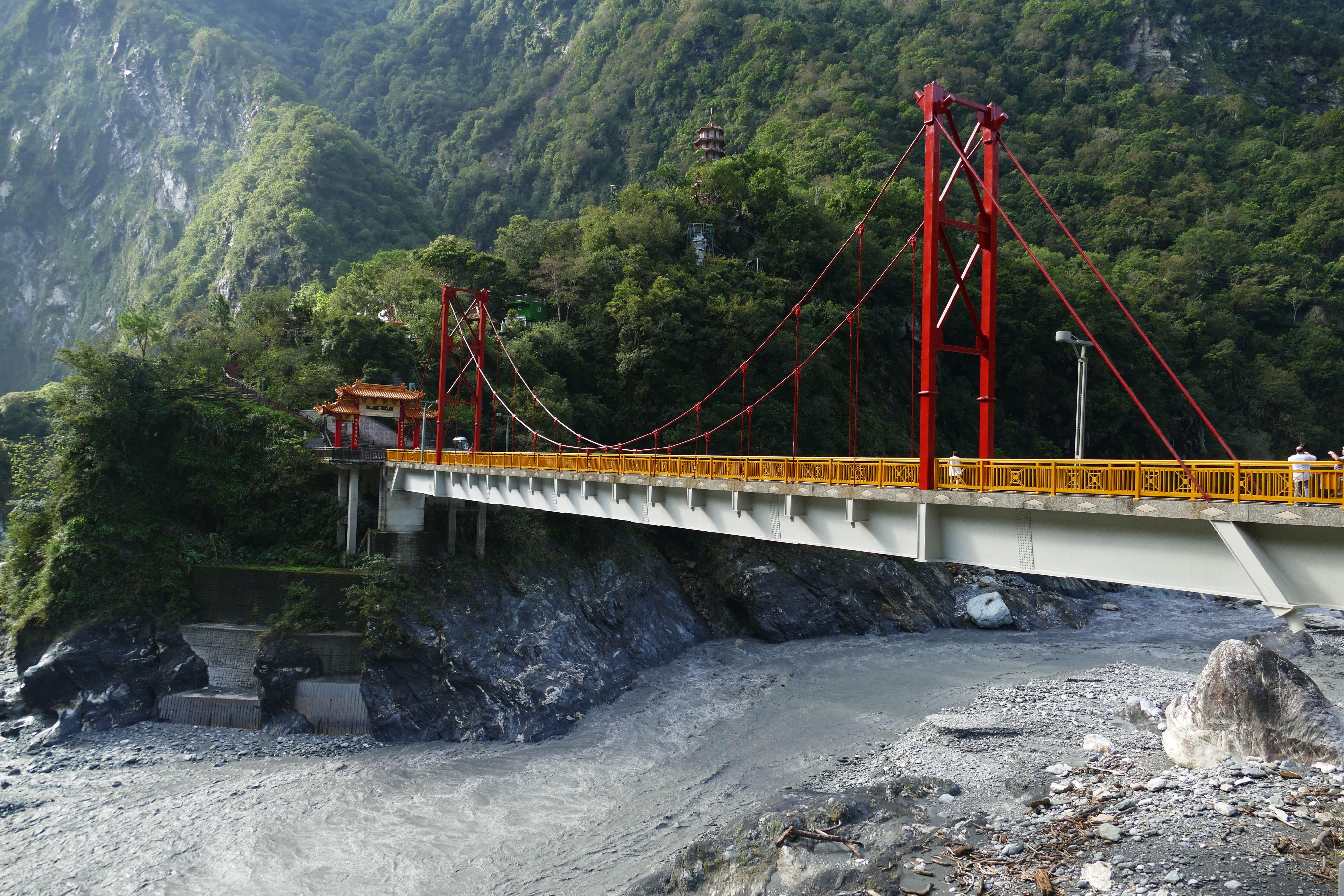 Free Images : landscape, nature, rock, river, suspension