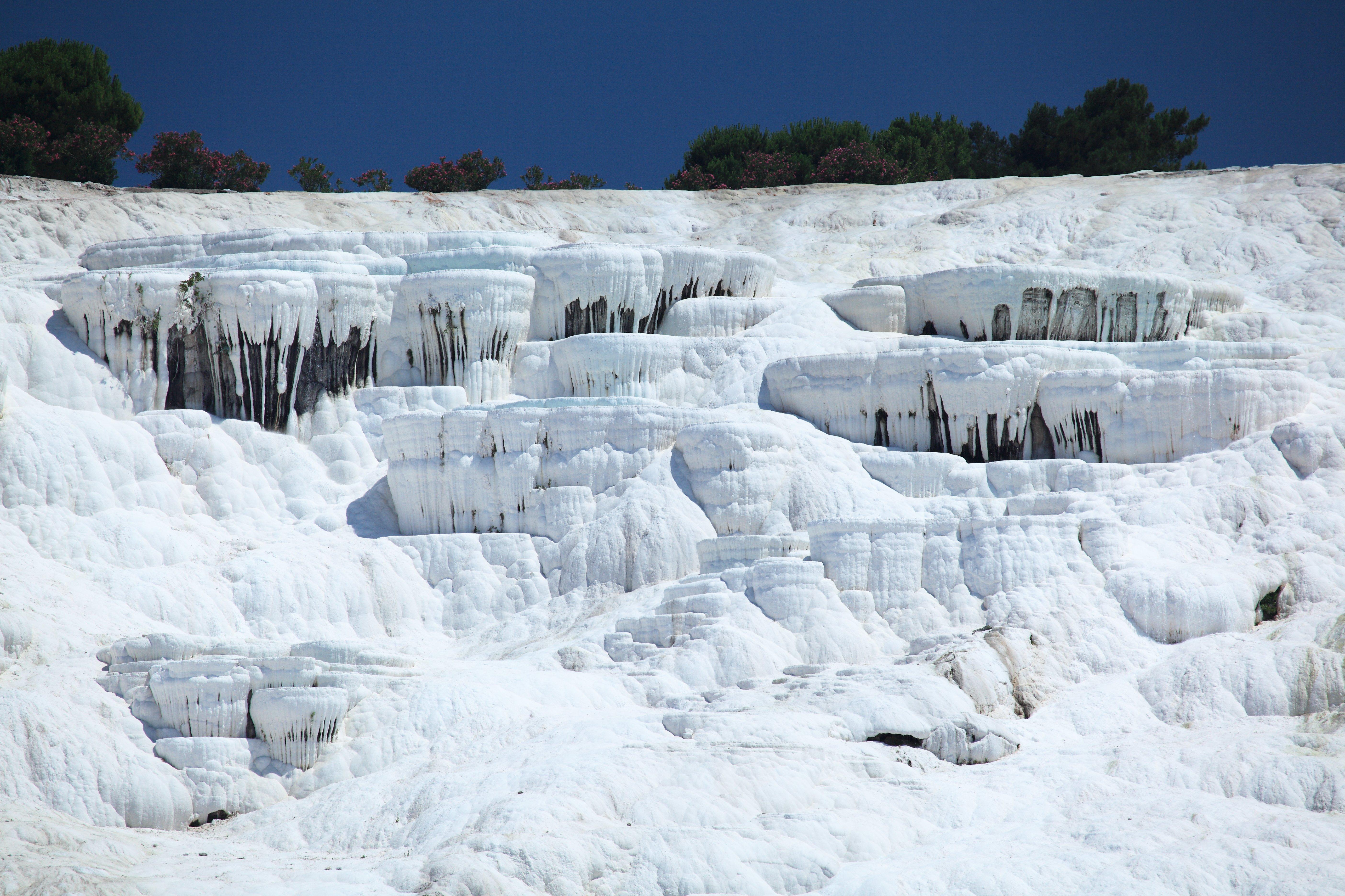 Images Gratuites Paysage La Nature Roche Hiver Formation