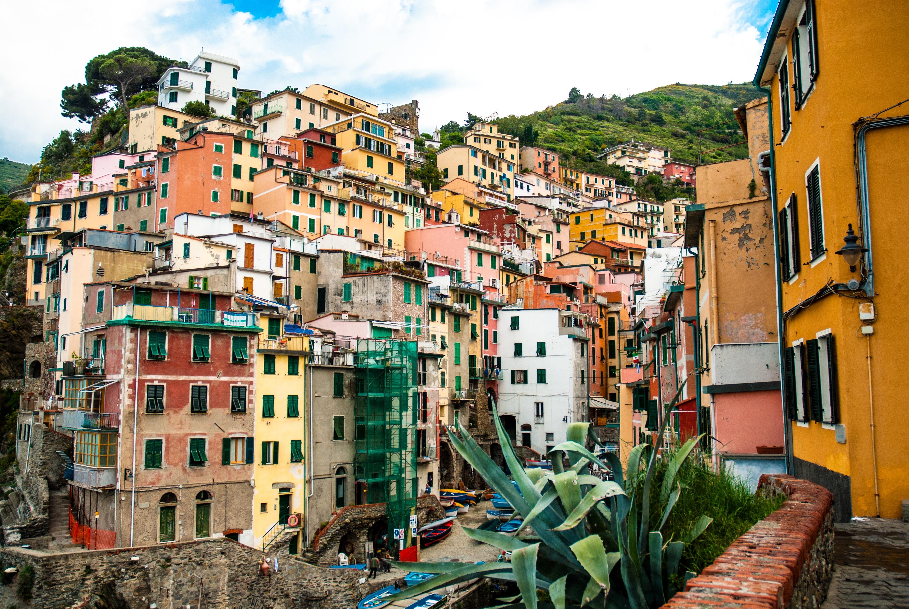Images gratuites paysage la nature ciel route rue ville vue canal paysage urbain t - Office tourisme la spezia ...
