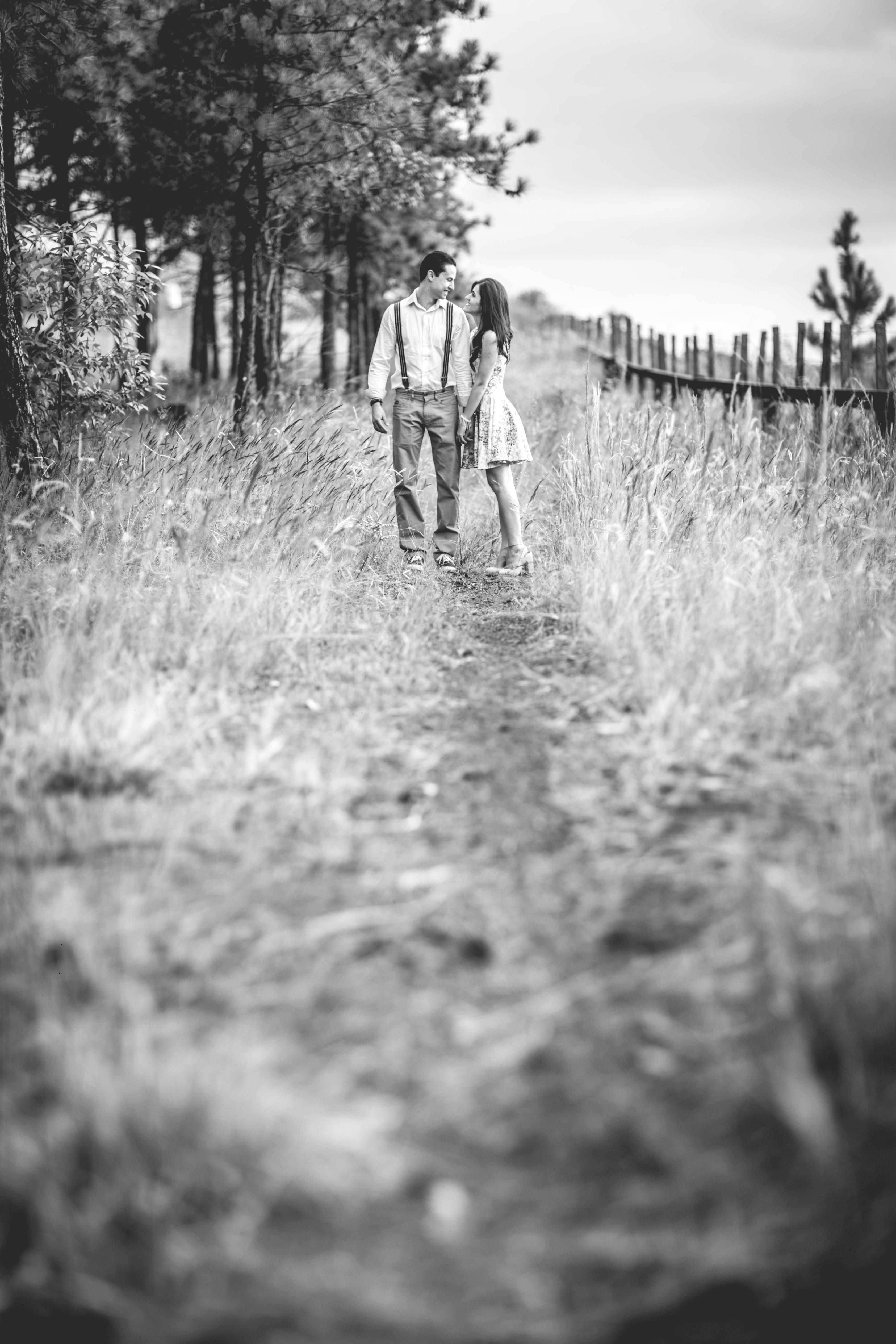 Landscape nature snow winter black and white photography love romantic monochrome season photograph couple in love