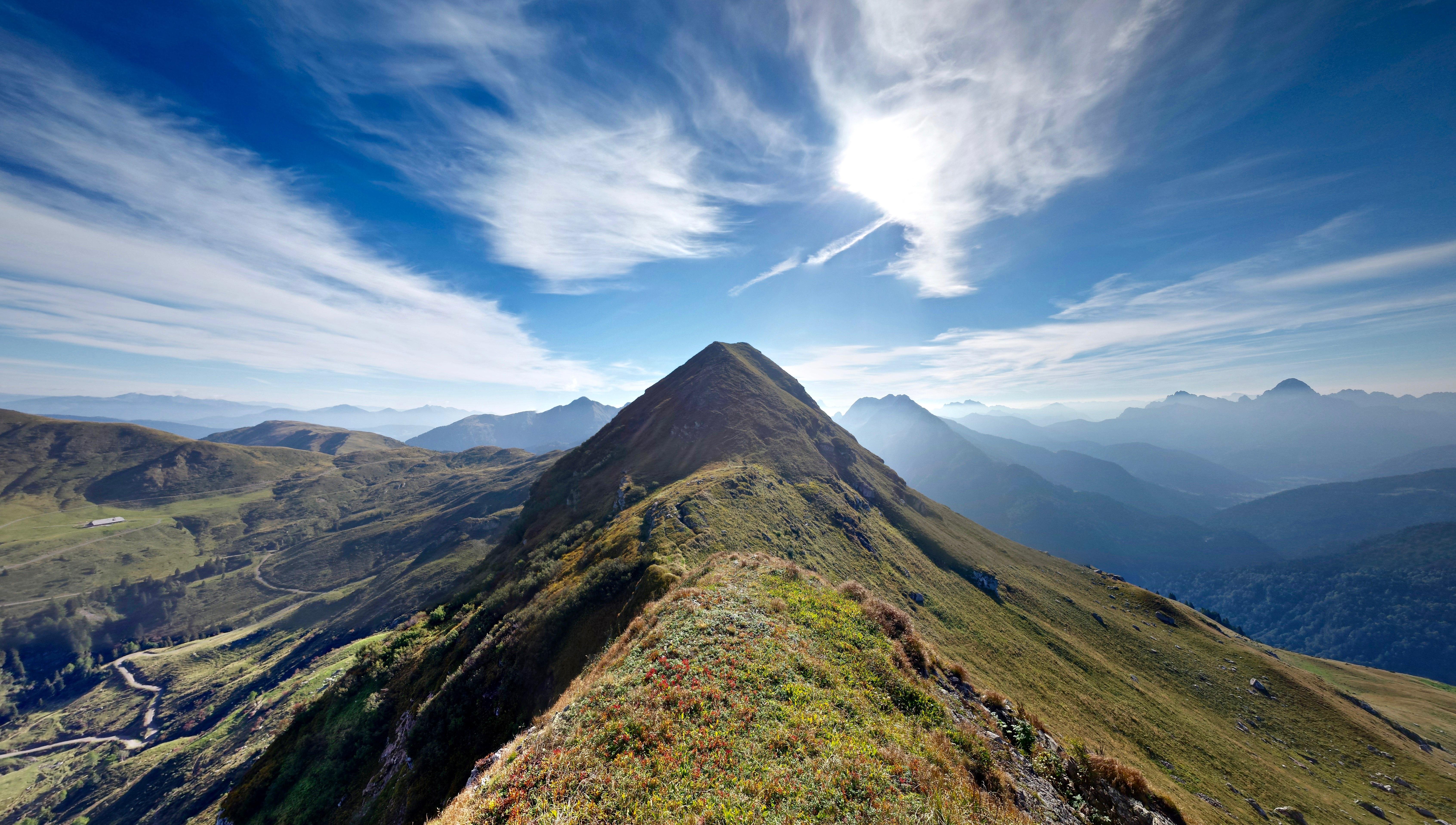 фотографии горных вершин хотят, чтобы