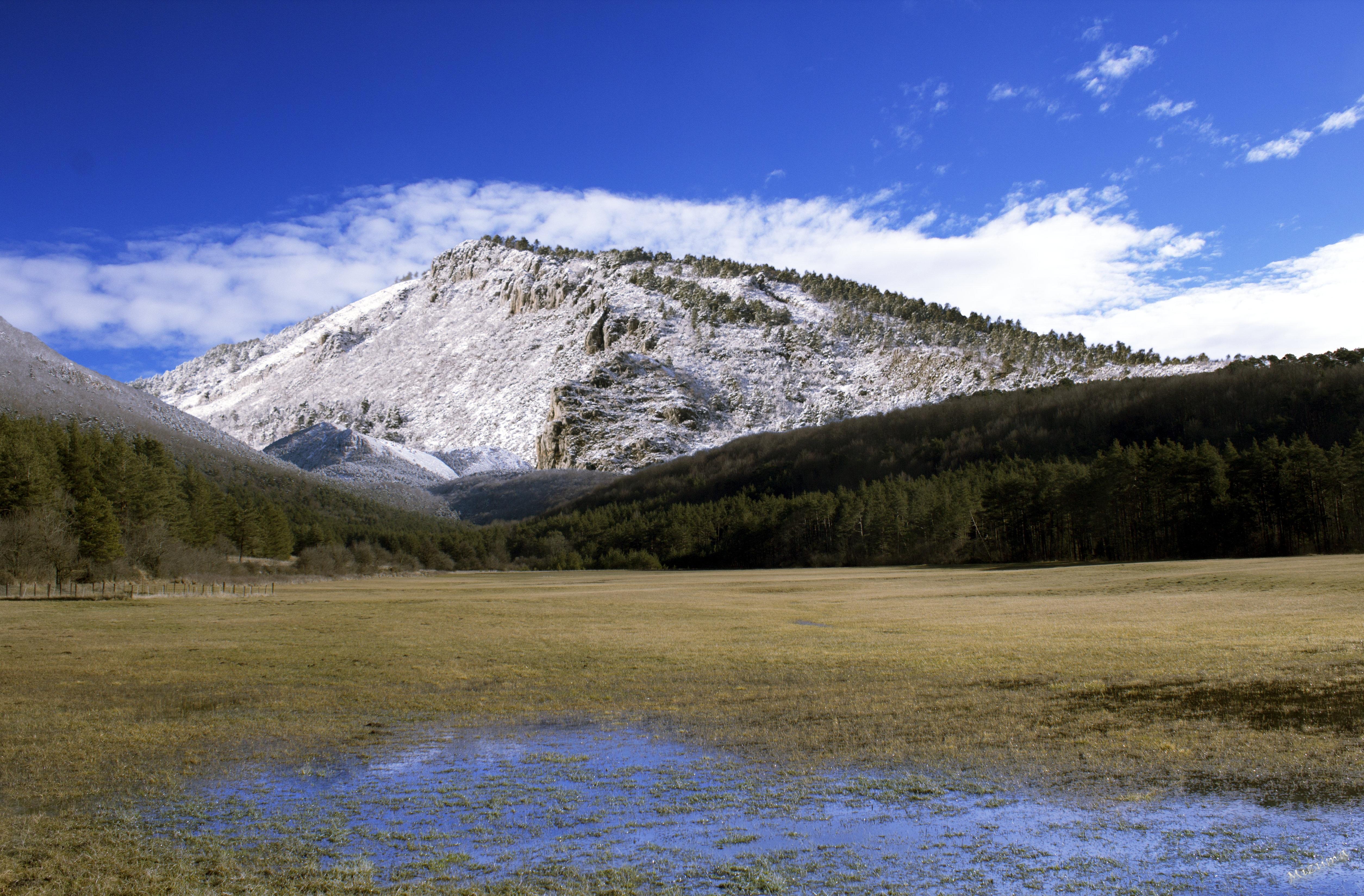 Gambar Pemandangan Asli Gunung - Kumpulan Montase, Kolase ...