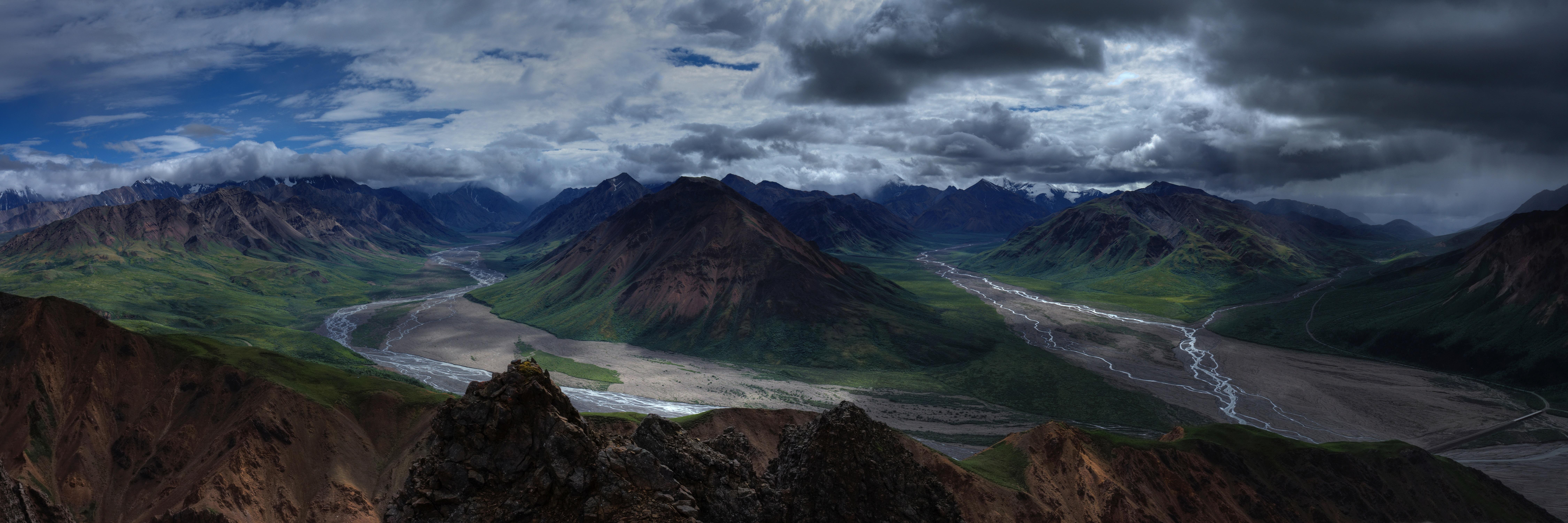 Kostenlose foto : Landschaft, Natur, Wildnis, Berg, Tal ...