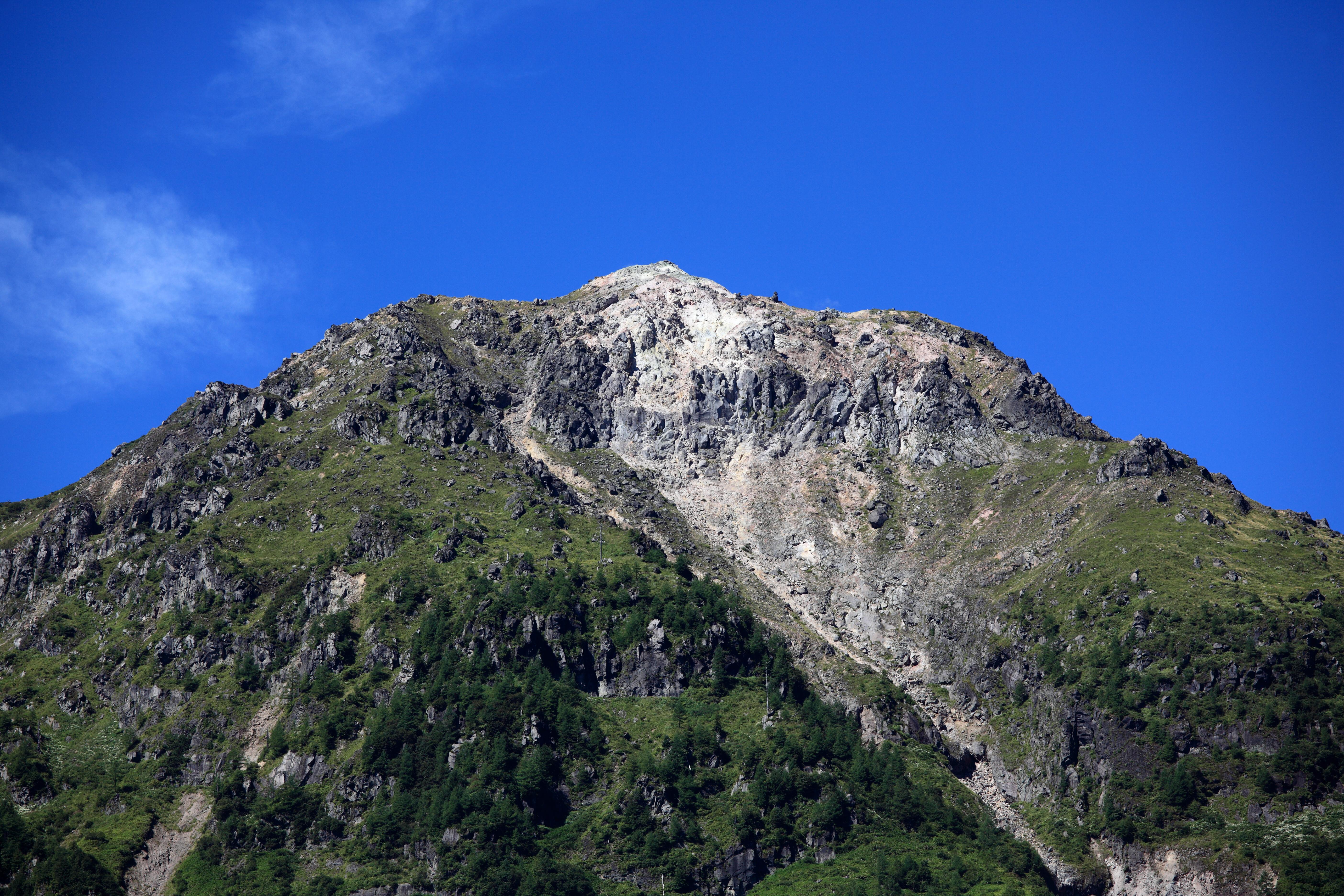 говоря, картинка горы или холмах том