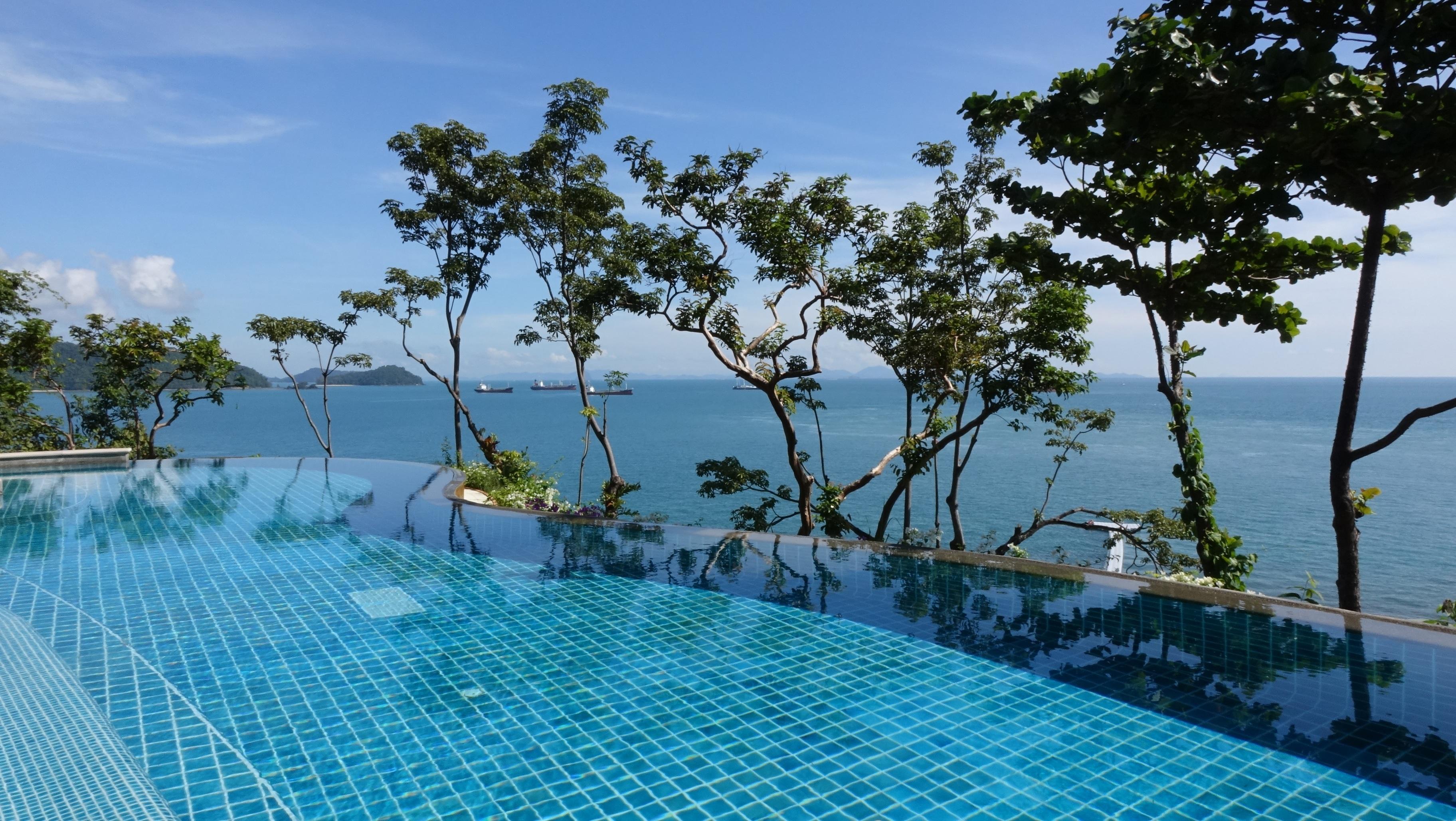 Images gratuites paysage oc an villa vacances piscine propri t loisir relaxation luxe for Villa vacances piscine