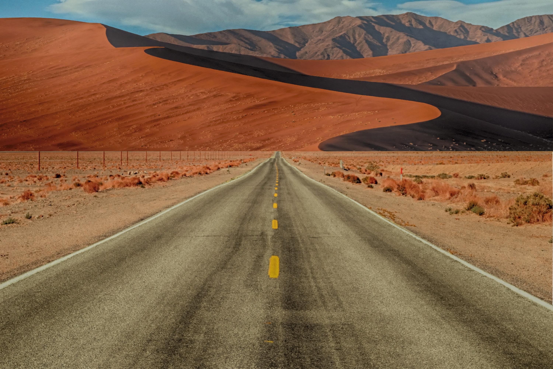 шаль картинка дорога в пустыне удобный метод