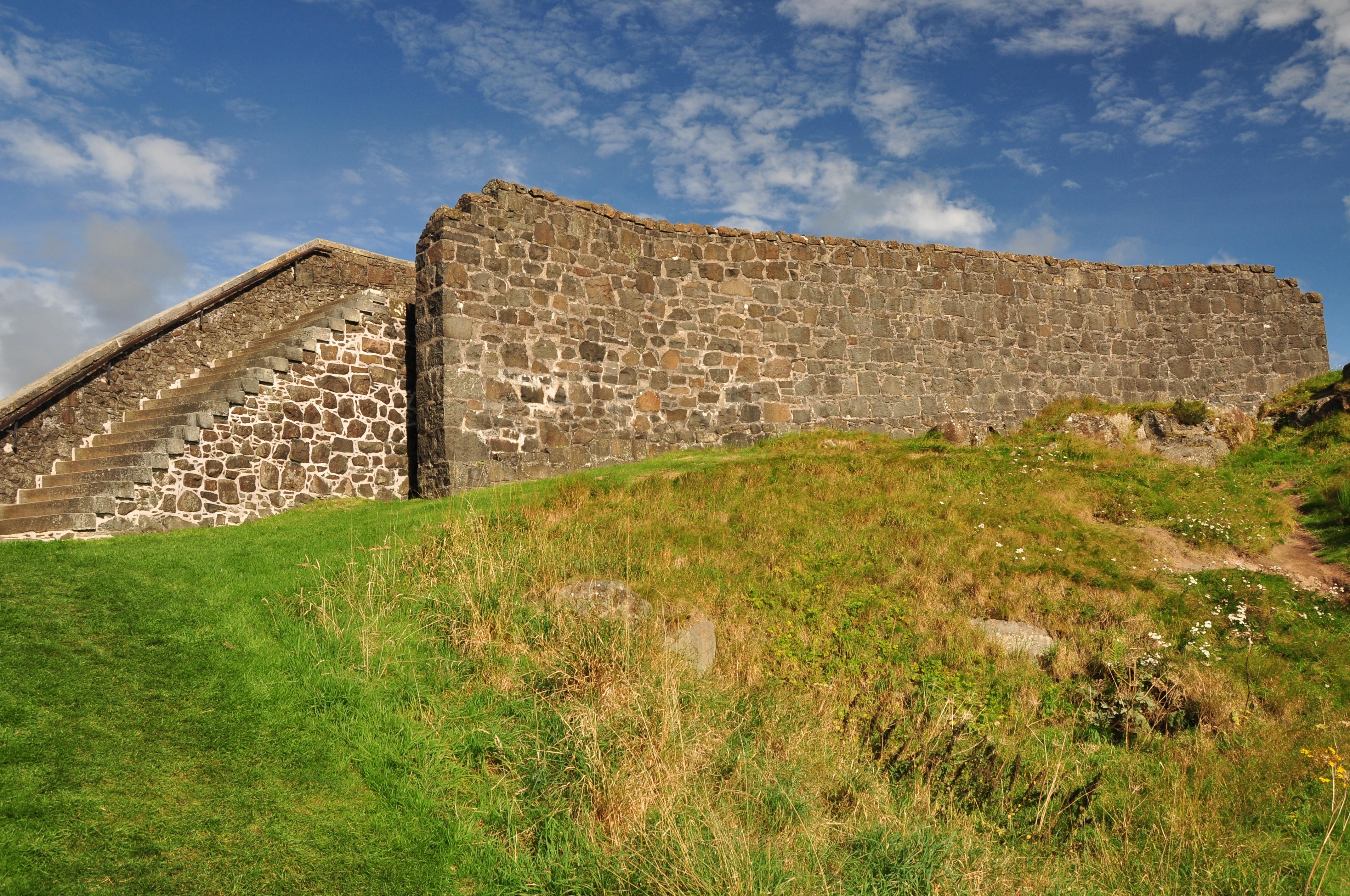 Free Images : landscape, rock, hill, building, old, monument, cliff ...