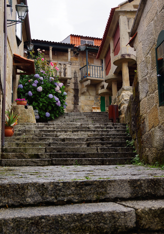 Fotos gratis paisaje rock la carretera calle casa - Casas gratis en pueblos de espana ...