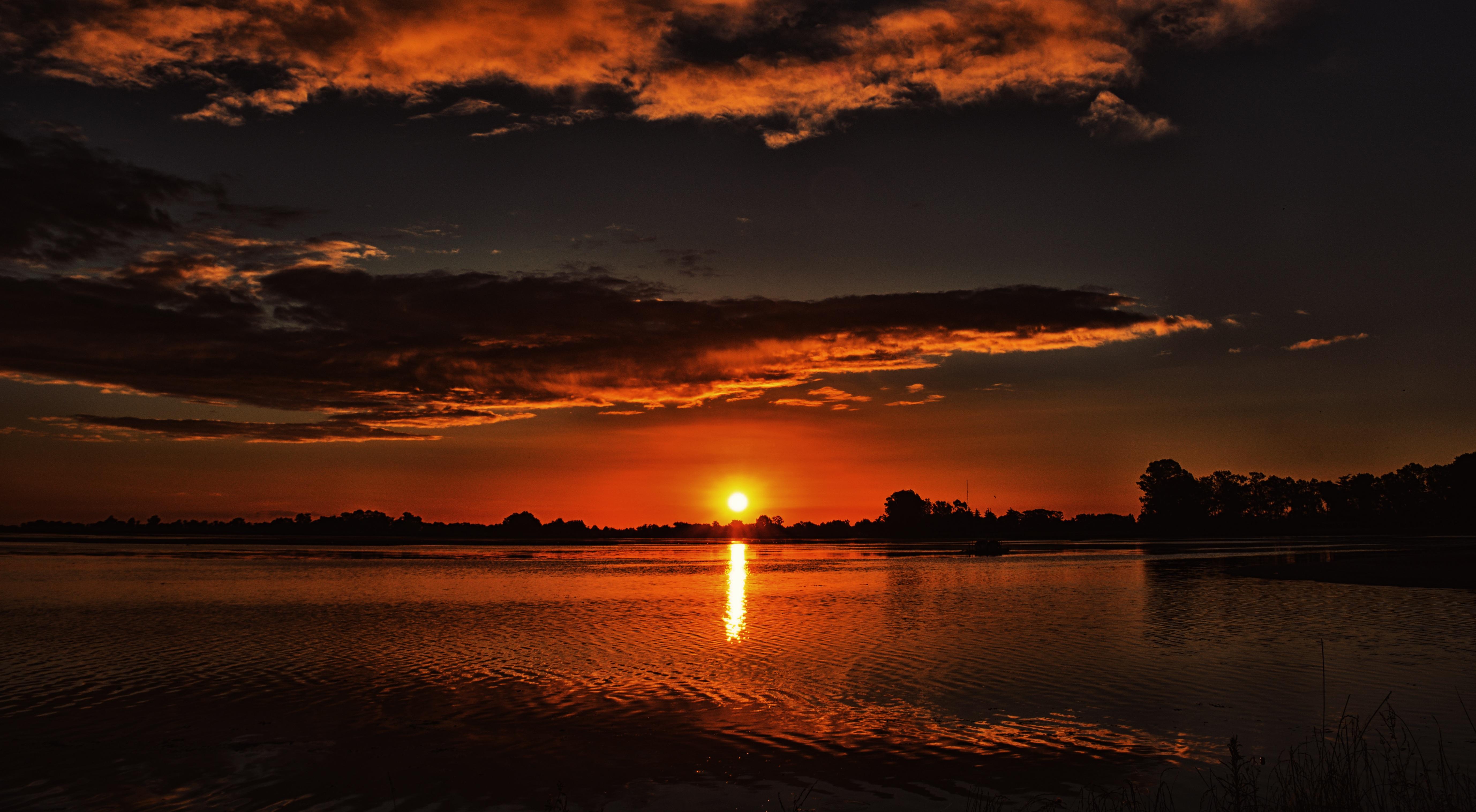 вдовы, как фотографировать закаты и рассветы легких