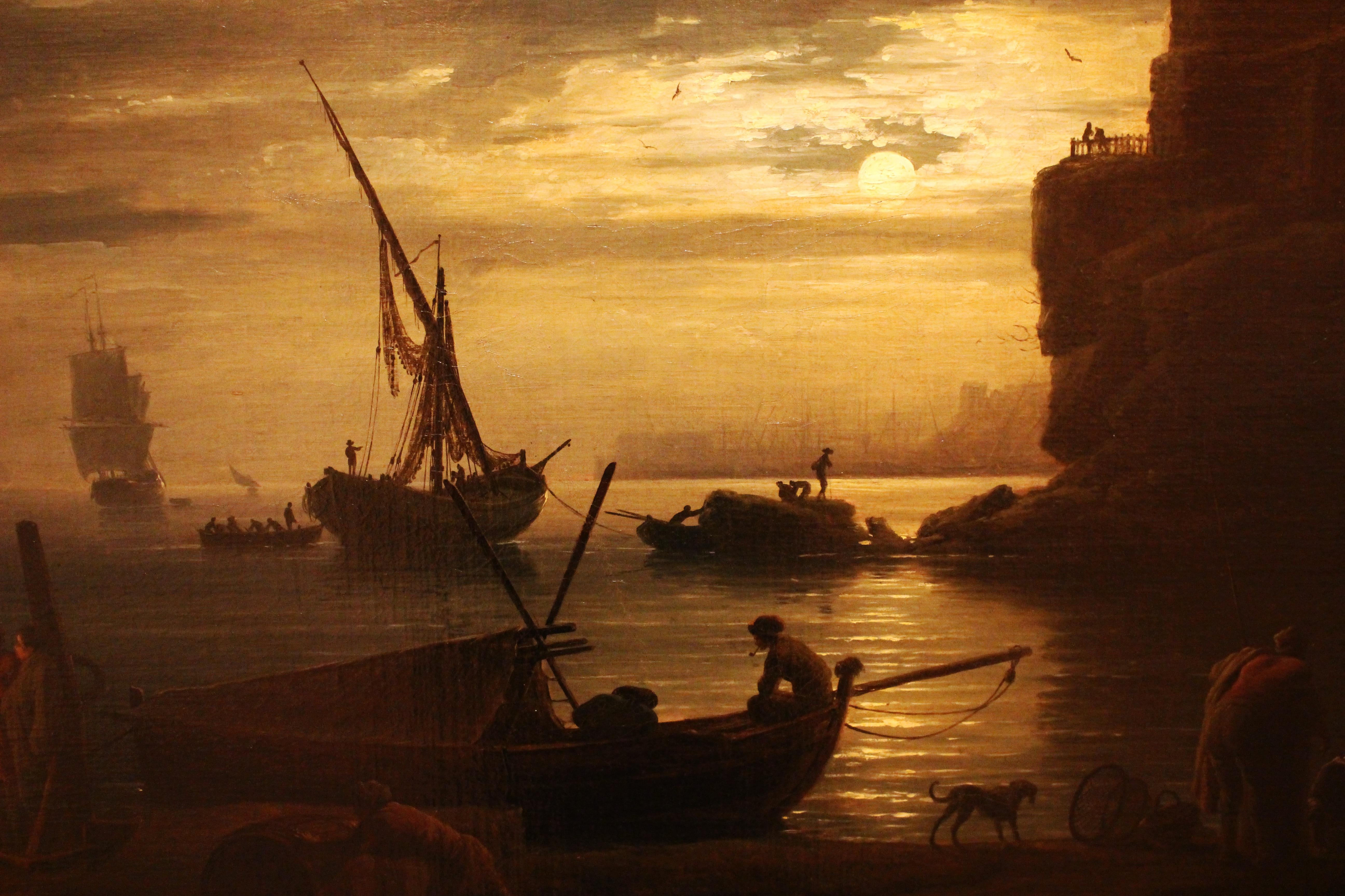 Gambar Pemandangan Laut Pantai Horison Matahari Terbit