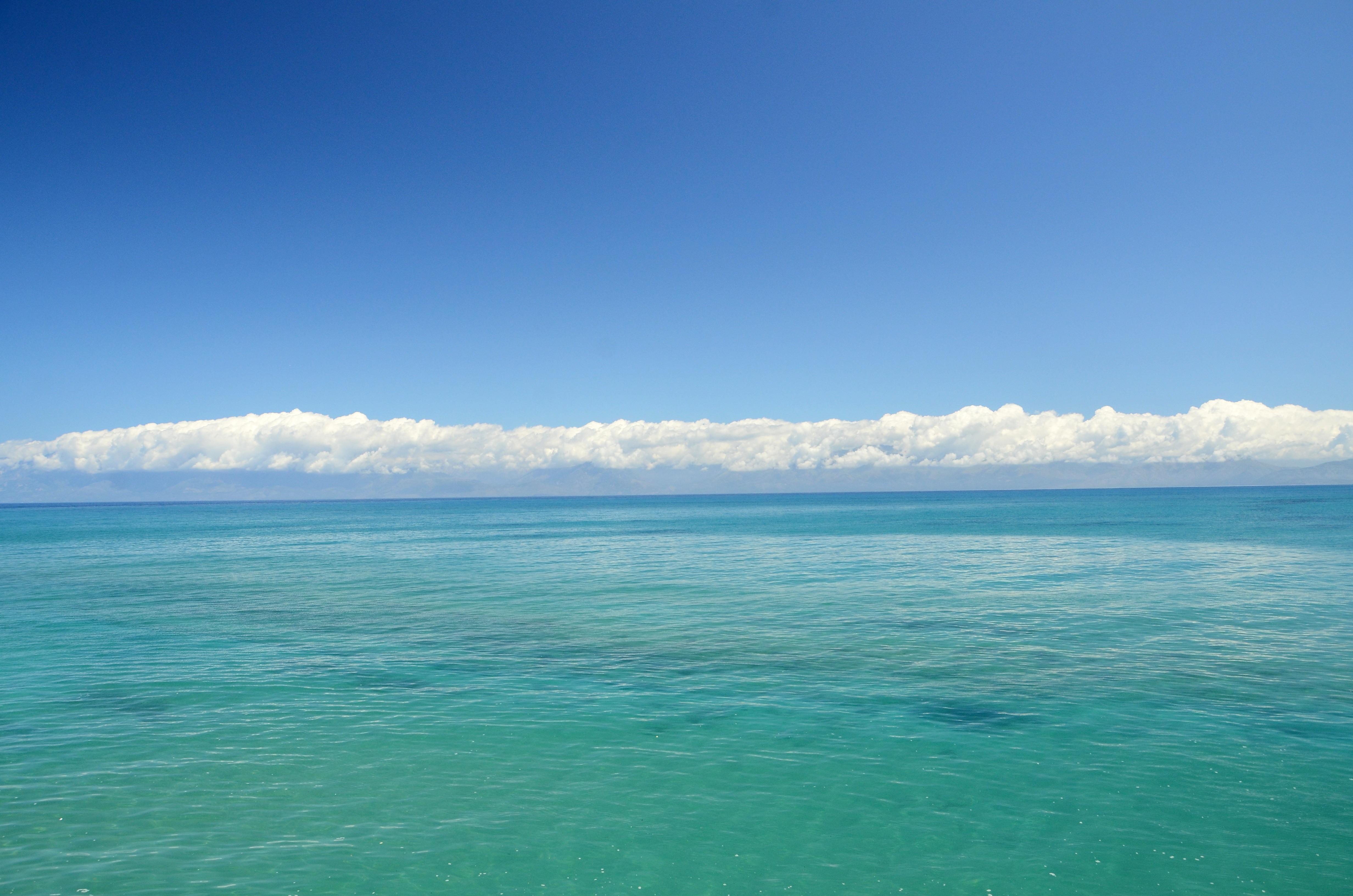 Images gratuites paysage mer c te horizon nuage for Images gratuites fond ecran mer