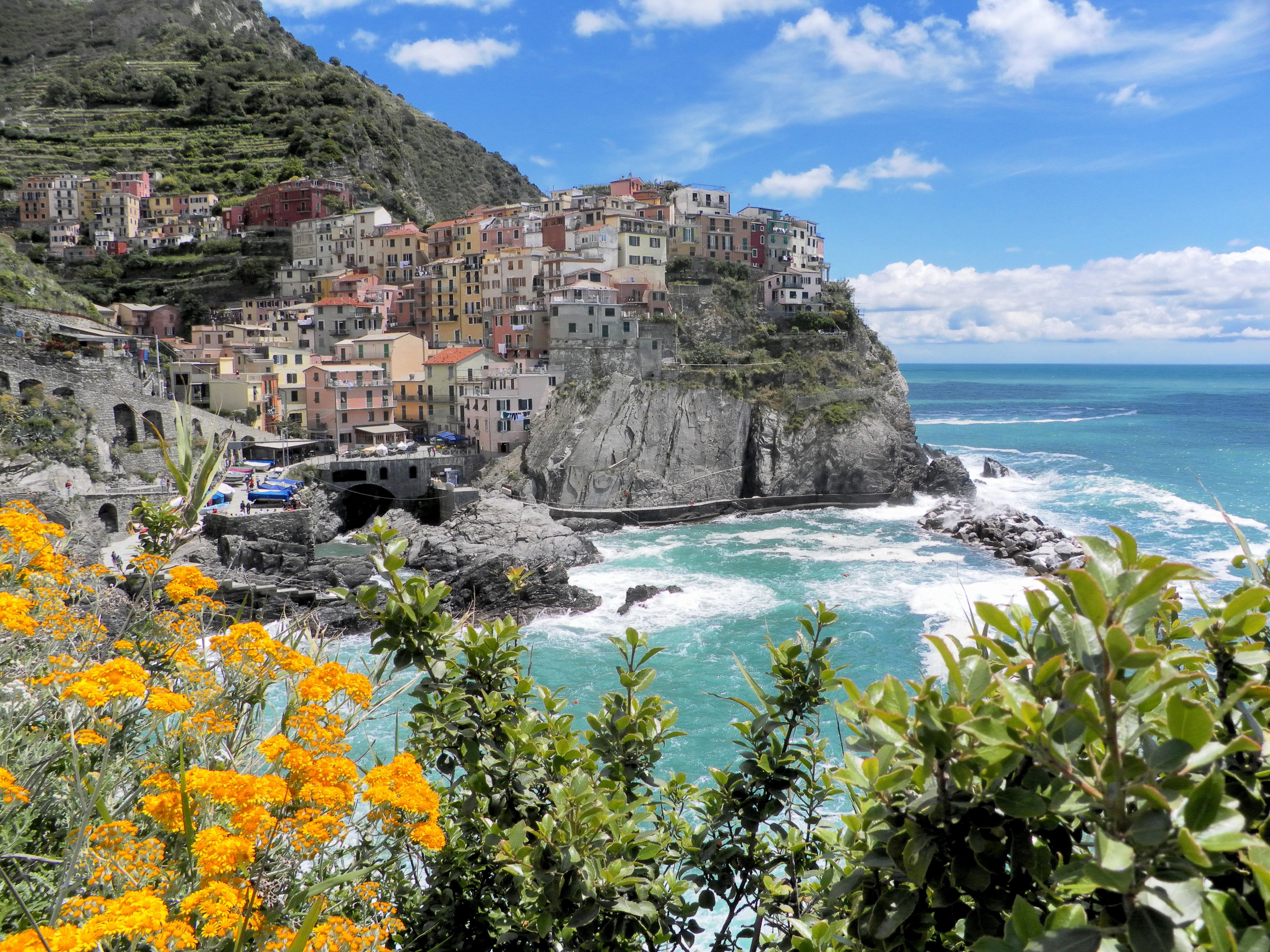 Италия море фото