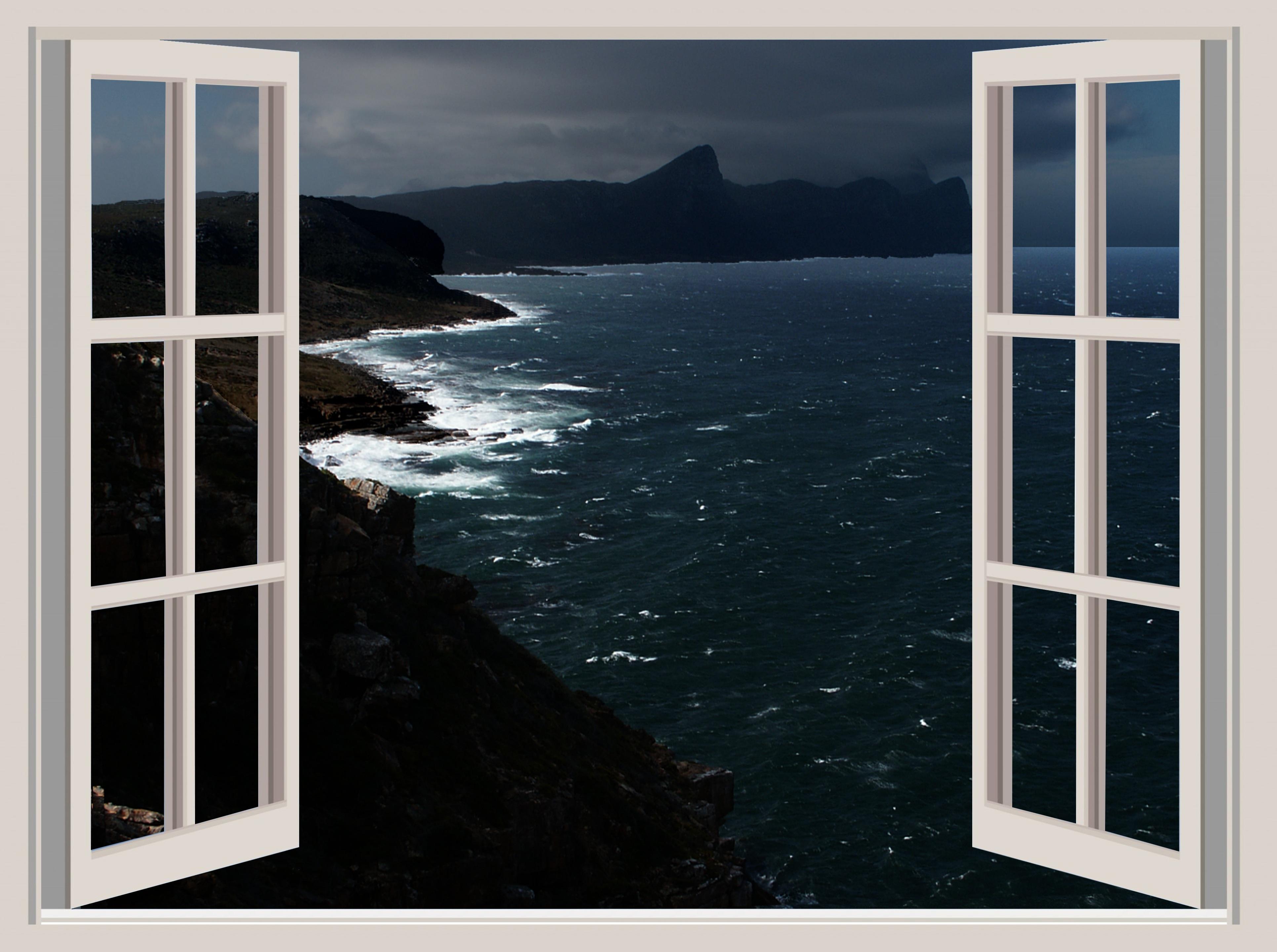 Immagini belle paesaggio mare costa cielo casa onda for Immagini design