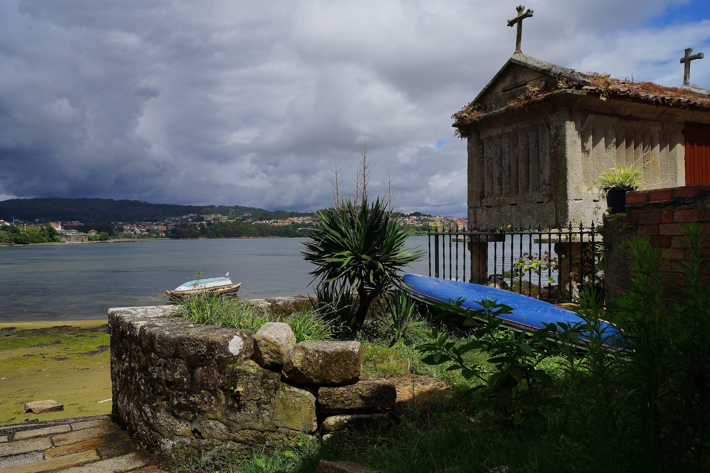 Fotos gratis paisaje mar costa villa casa pueblo - Casas gratis en pueblos de espana ...