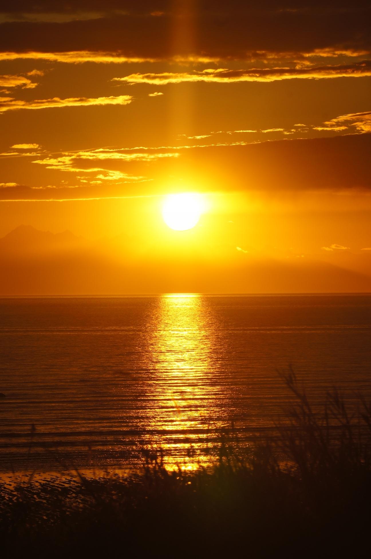 вас фото восхода и заката солнца просто