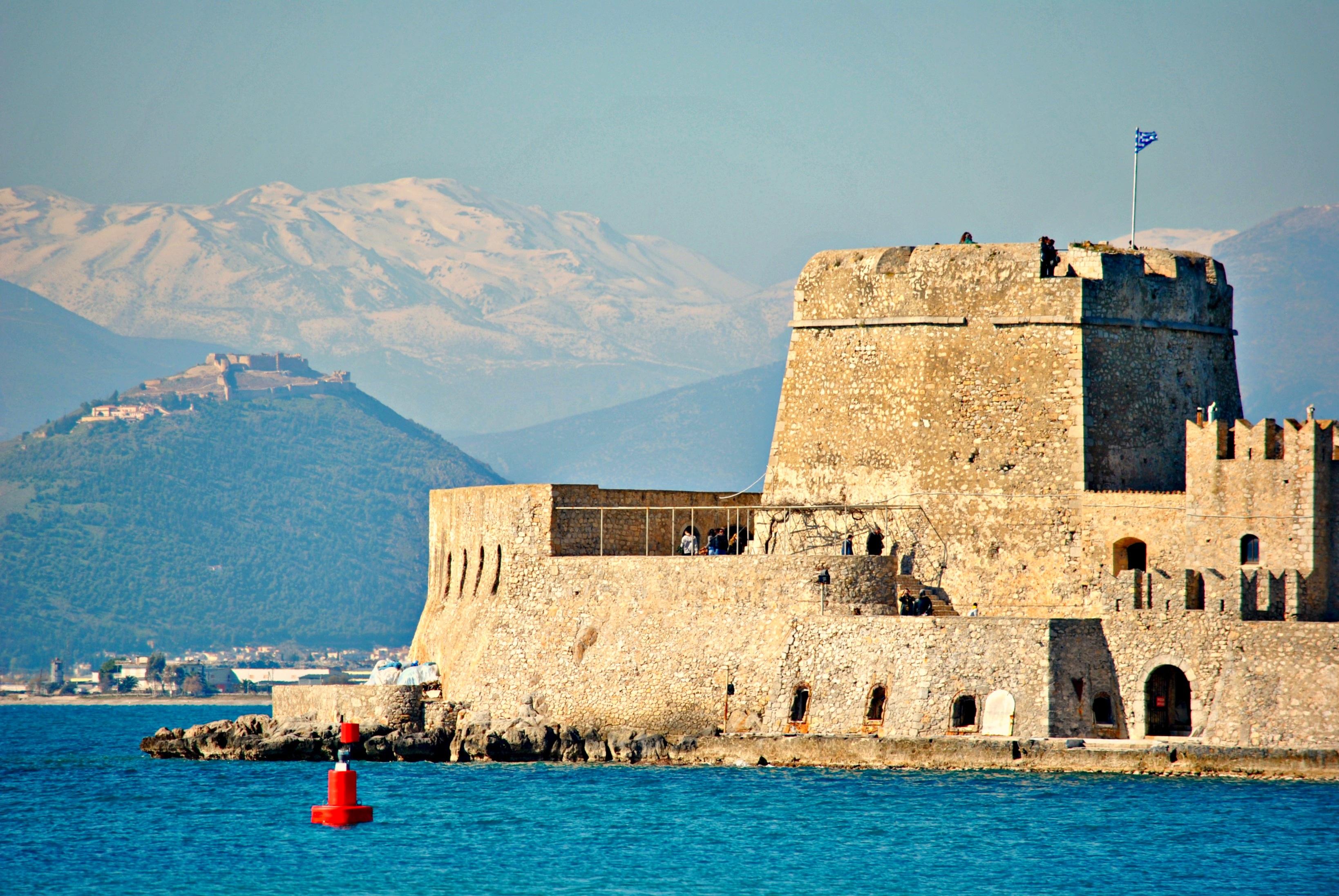 Yunan Rhodes - güneşli adanın turistik mekanları