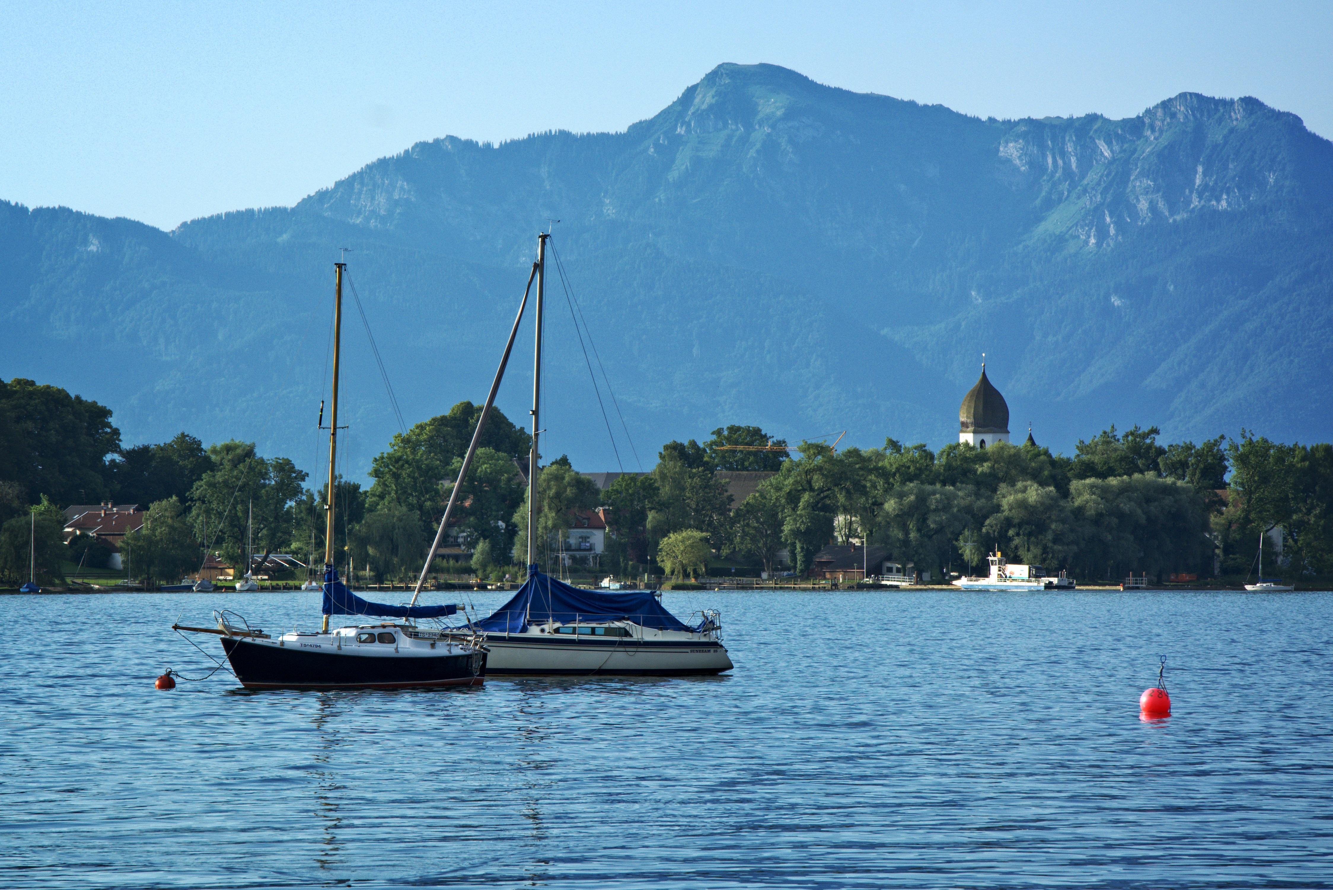 Images gratuites paysage mer la nature bateau lac - Photo de voilier gratuite ...