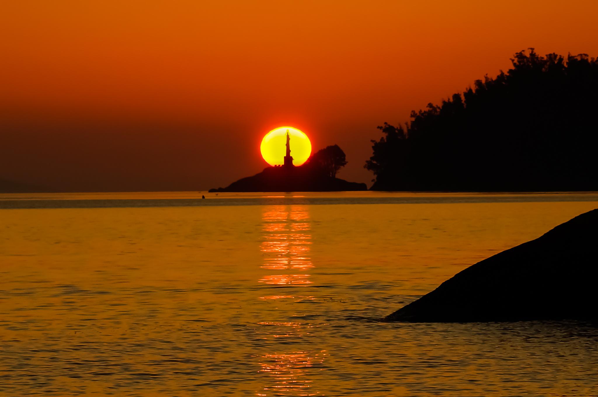 только самые красивые картинки с закатом солнца еще такое