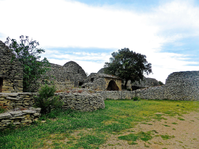 Gambar Pemandangan Laut Struktur Bukit Liburan Desa