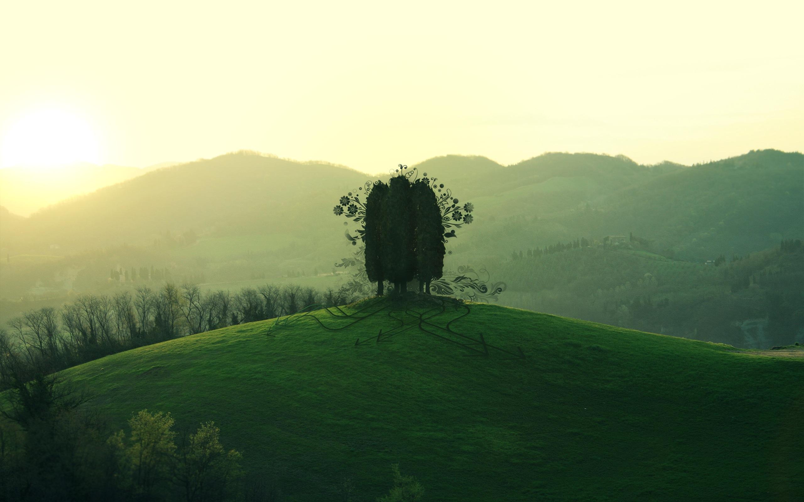 Landschaftsbilder optimieren mit Photoshop - …