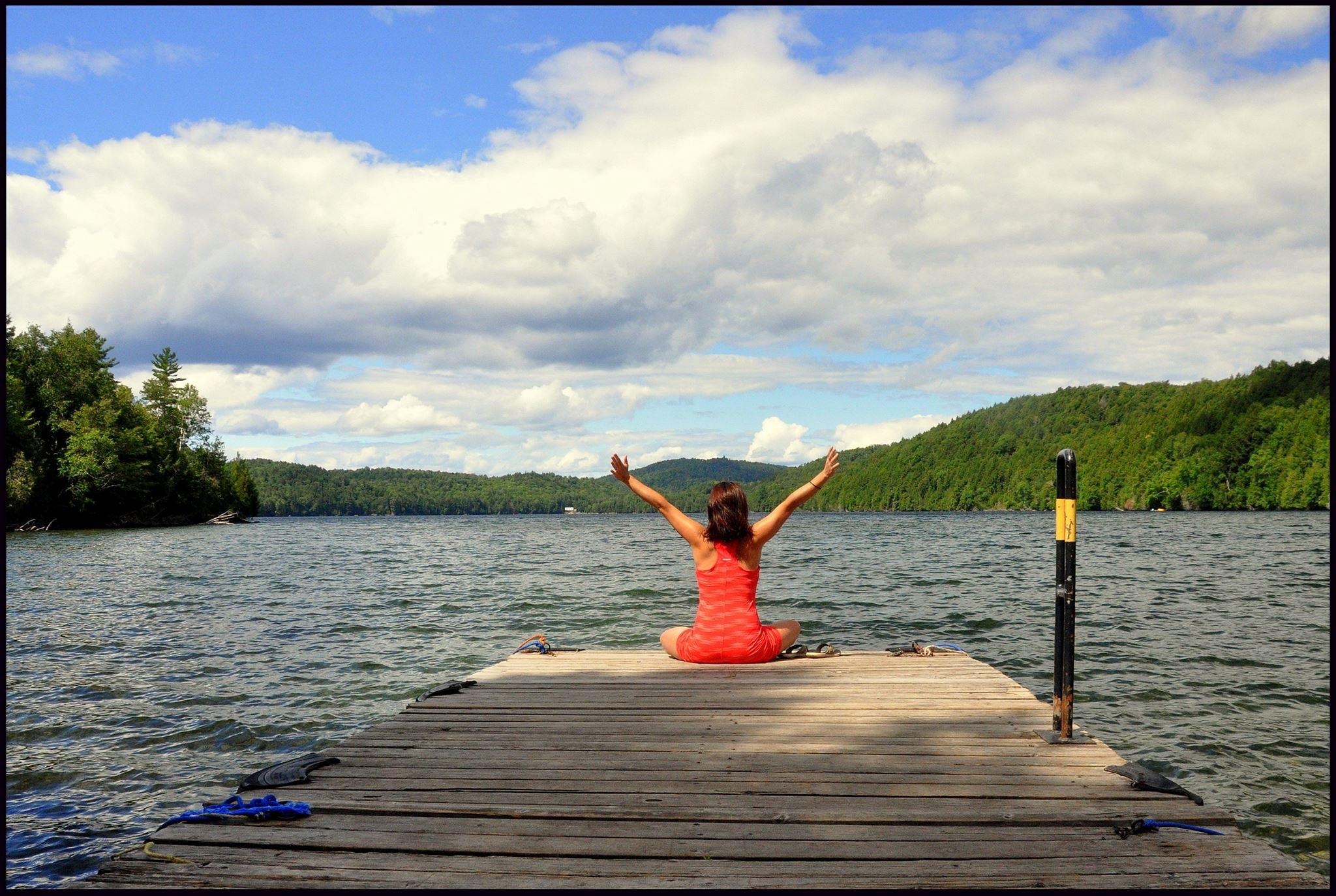 Images Gratuites Paysage Mer Arbre La Nature Horizon Dock
