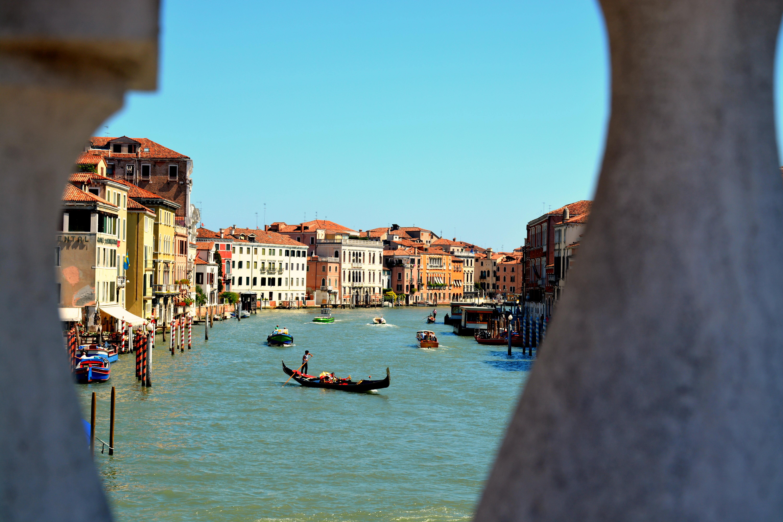 Kostenlose foto : Landschaft, Meer, Wasser, Boot, Fluss, Kanal, Foto ...