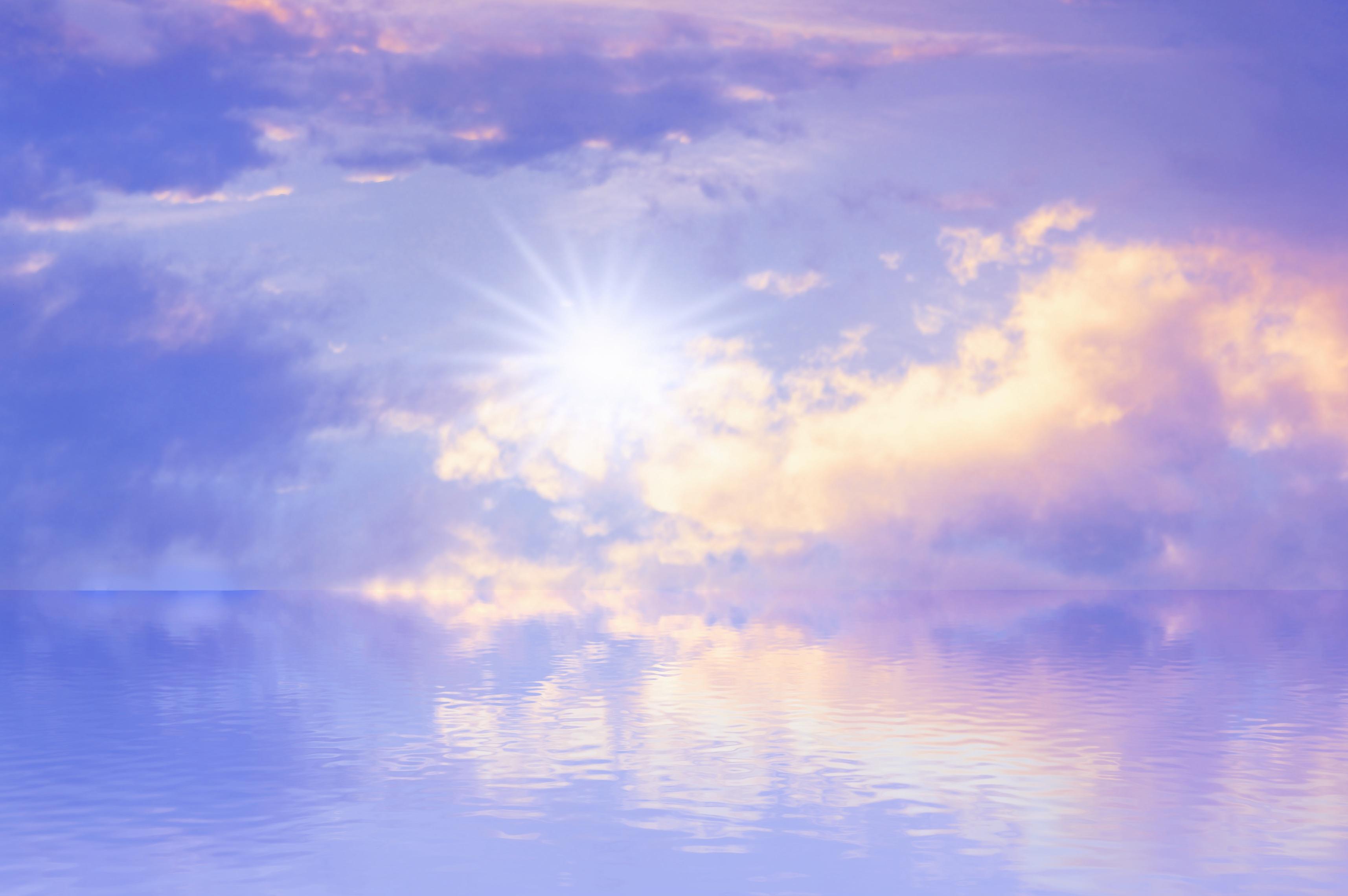картинка для презентации солнце в небе товары всех известных