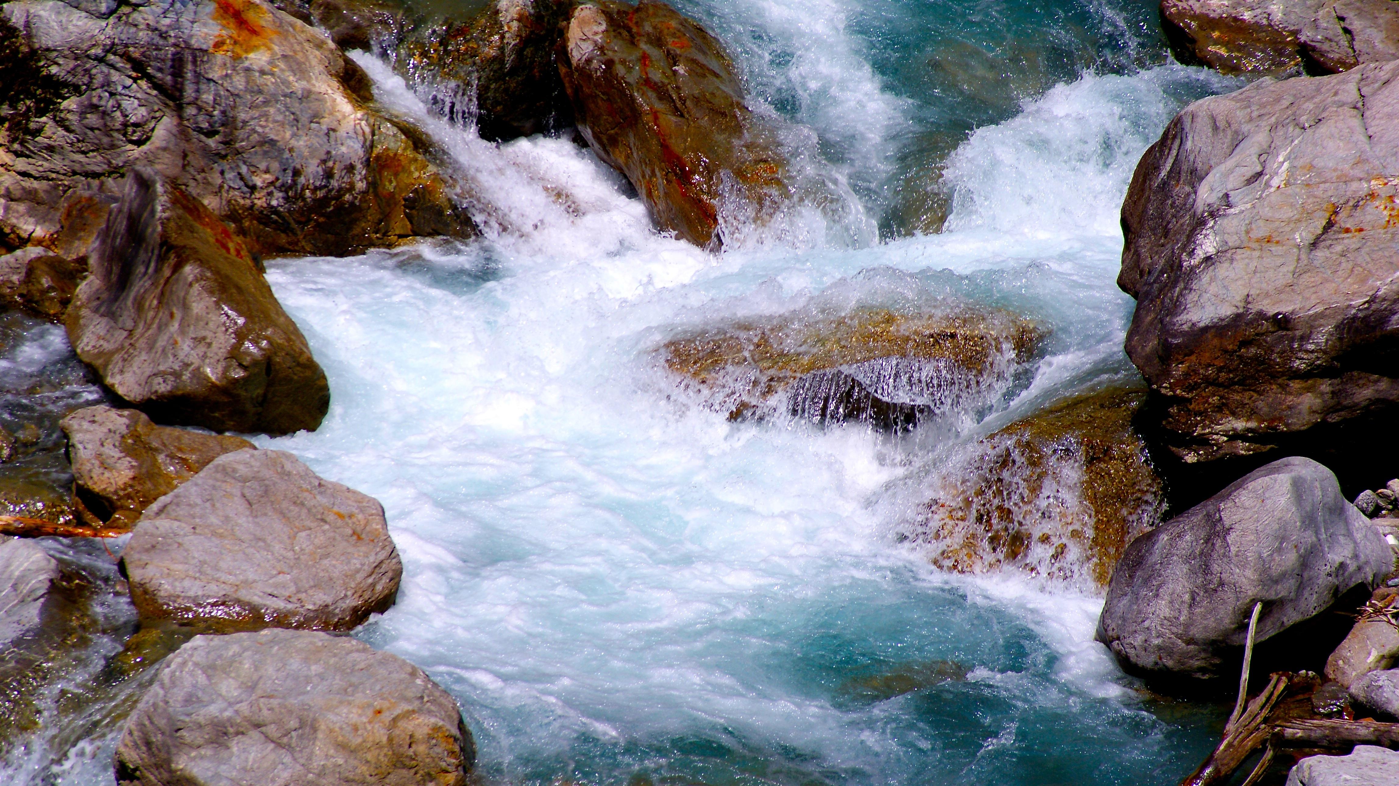 Free Images : landscape, sea, nature, rock, waterfall, creek