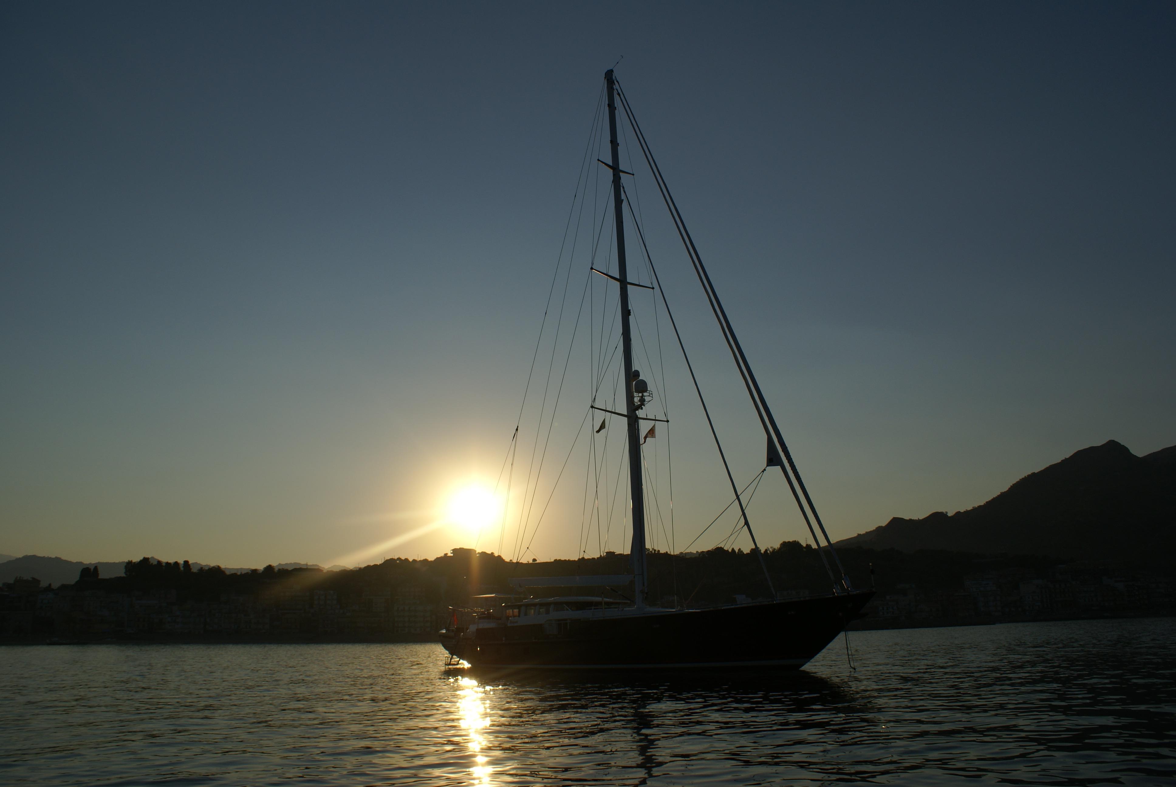 Images gratuites paysage mer eau de plein air le - Photo de voilier gratuite ...