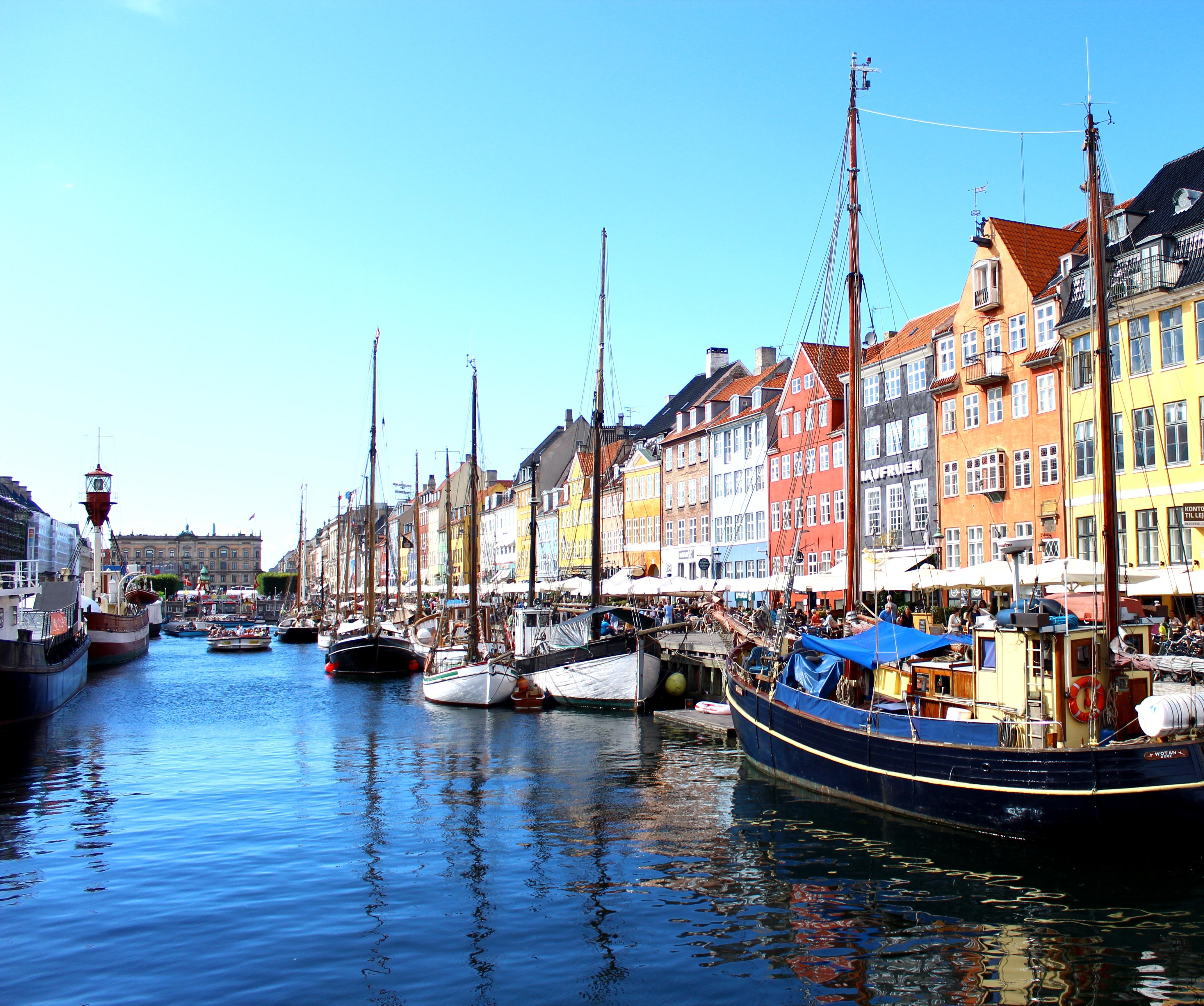 Kostenlose foto : Landschaft, Meer, Wasser, Himmel, Boot, Stadt ...