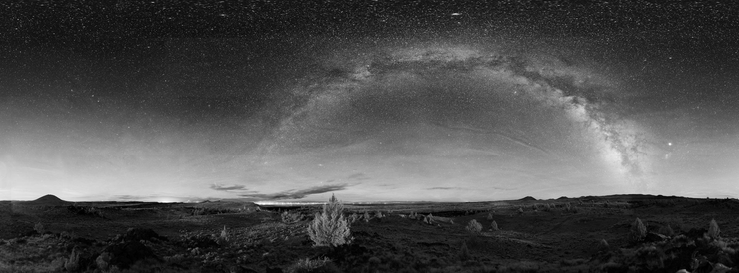 Images gratuites paysage neige noir et blanc la for Paysage espace