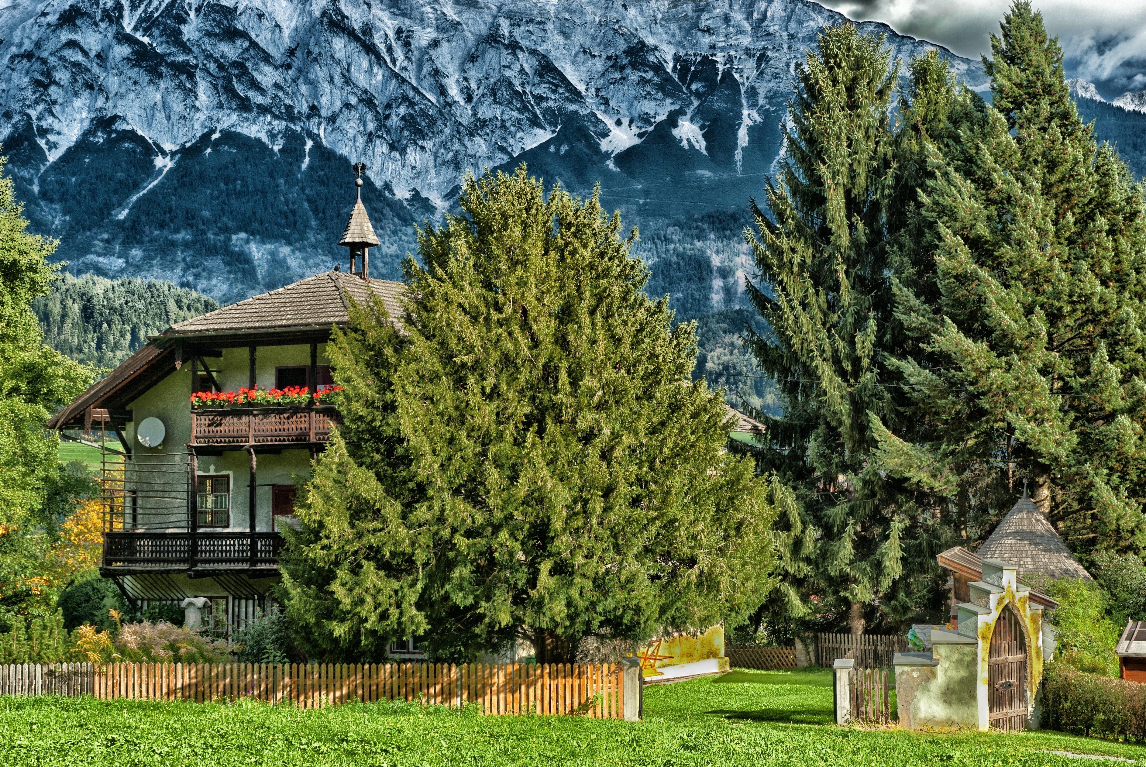 Fotos gratis paisaje rbol naturaleza arquitectura for Arboles para plantar en verano