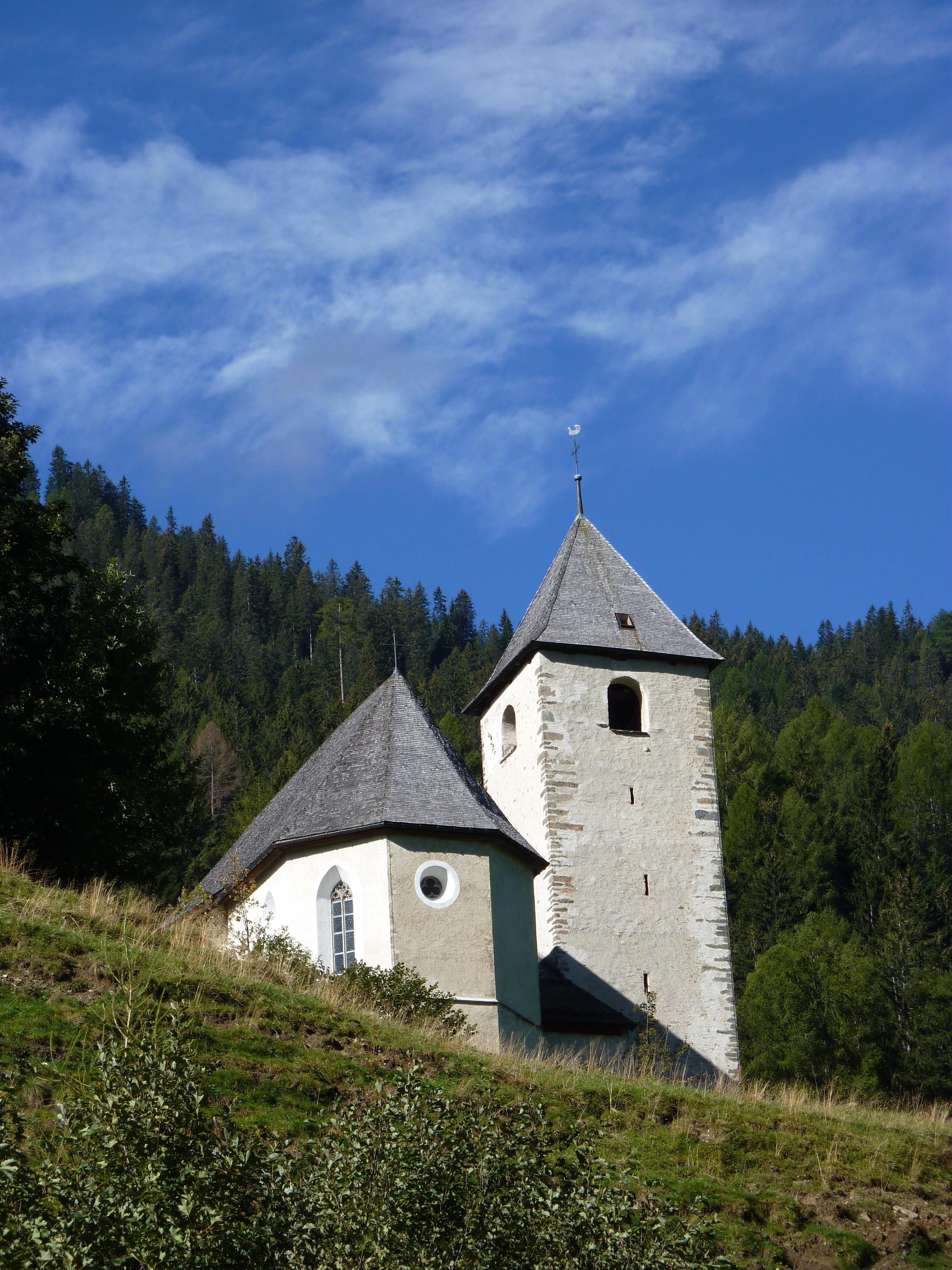 Kaplnka kopci pripojiť