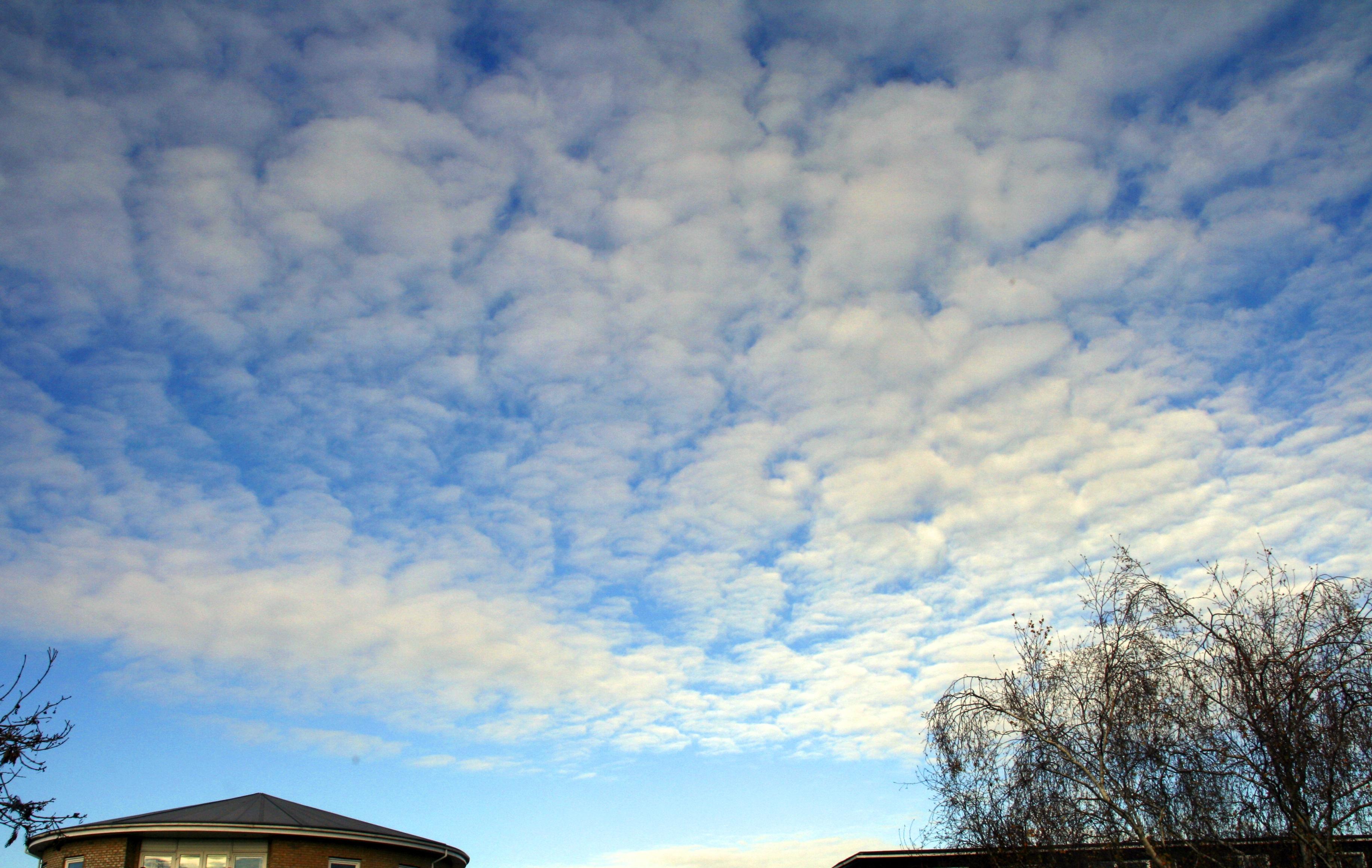 фотографии облачного неба естественные без прикрас без