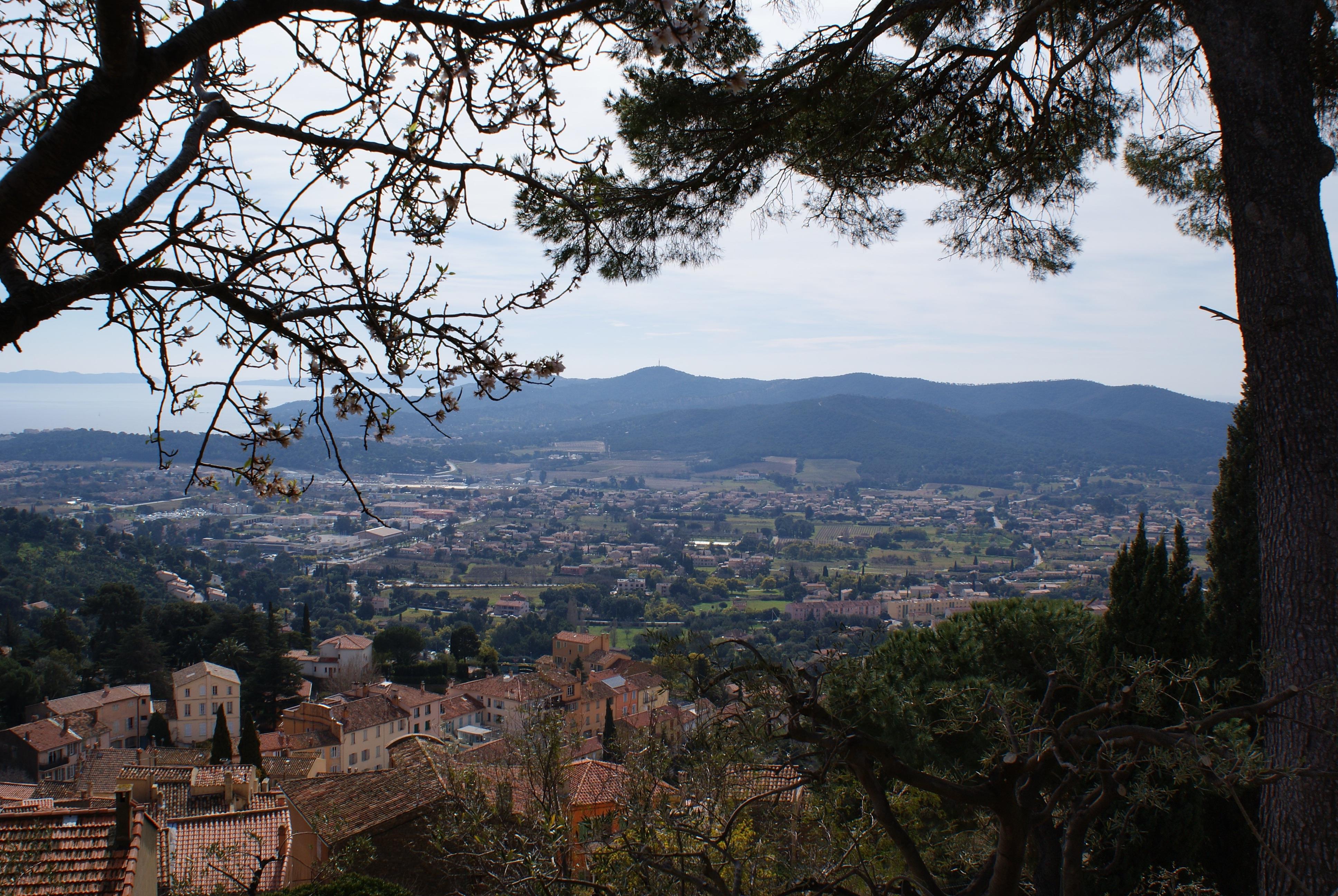 hình ảnh : phong cảnh, cây, thiên nhiên, núi, thực vật, mặt trời, Hoàng hôn, cánh đồng, hoa, Du lịch, làng, Mùa thu, Phong cảnh, Provence, Làng cổ, ...
